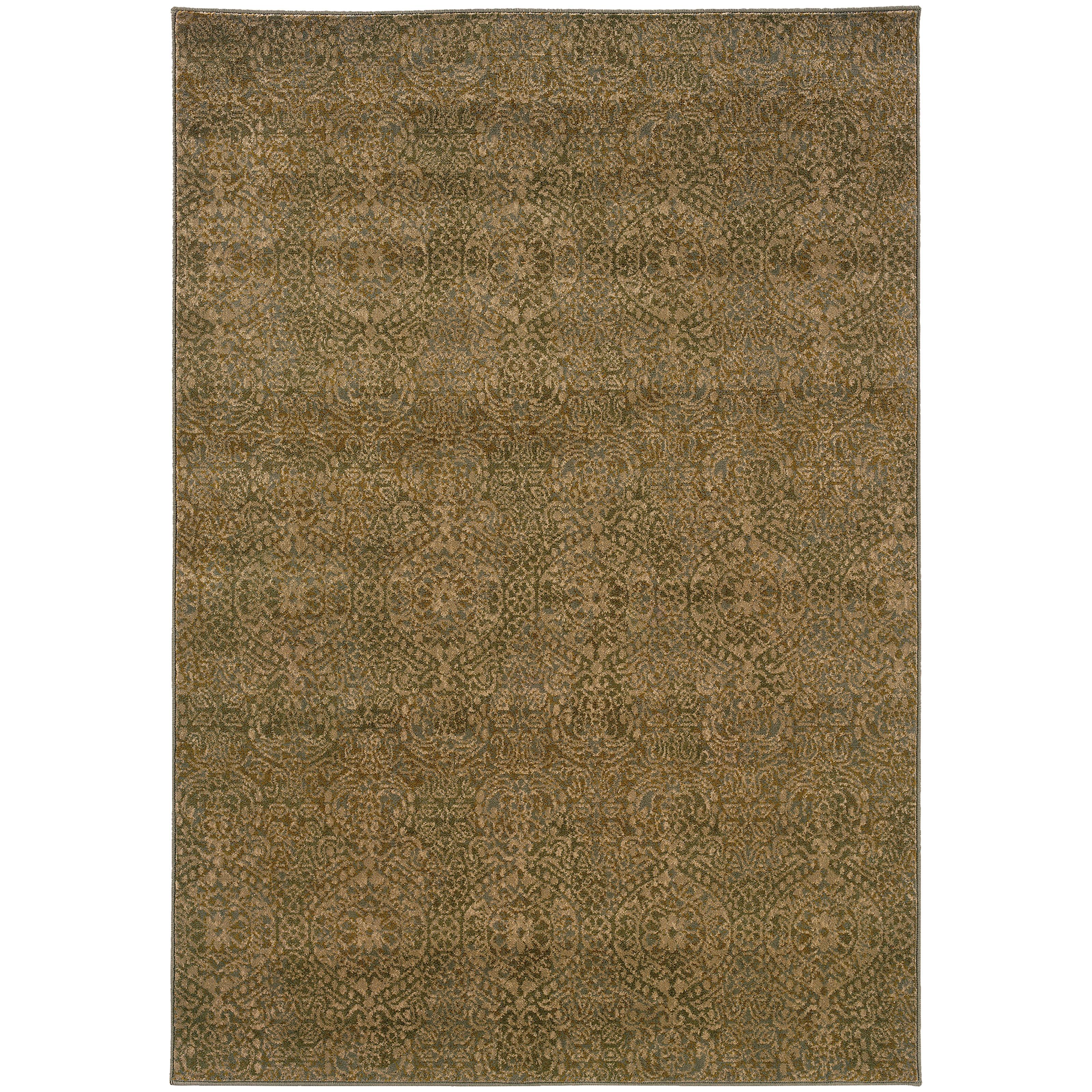 """Oriental Weavers Casablanca 3'10"""" X  5' 5"""" Rug - Item Number: C4441C117165ST"""