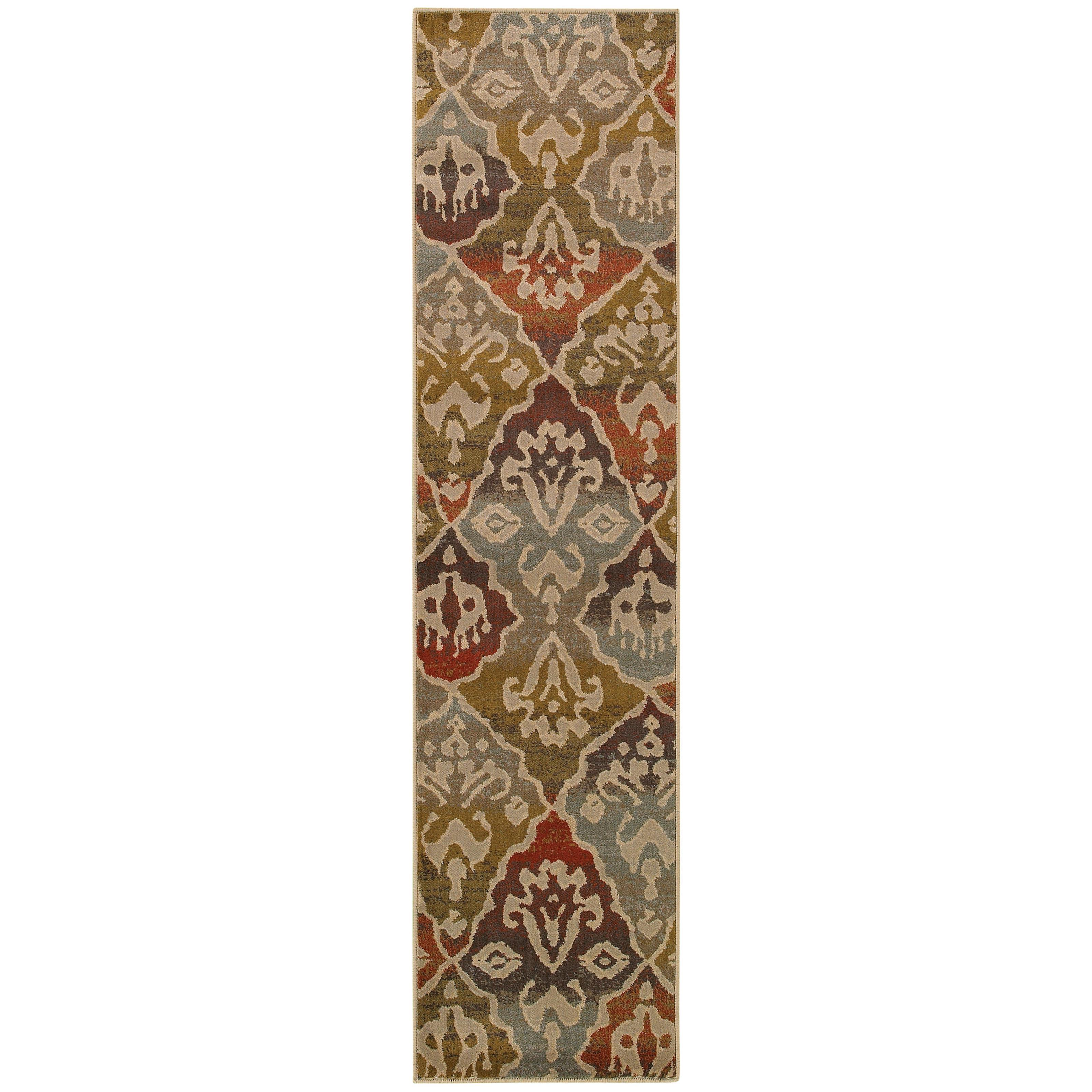 """Oriental Weavers Casablanca 1'10"""" X  7' 6"""" Rug - Item Number: C4442C058230ST"""
