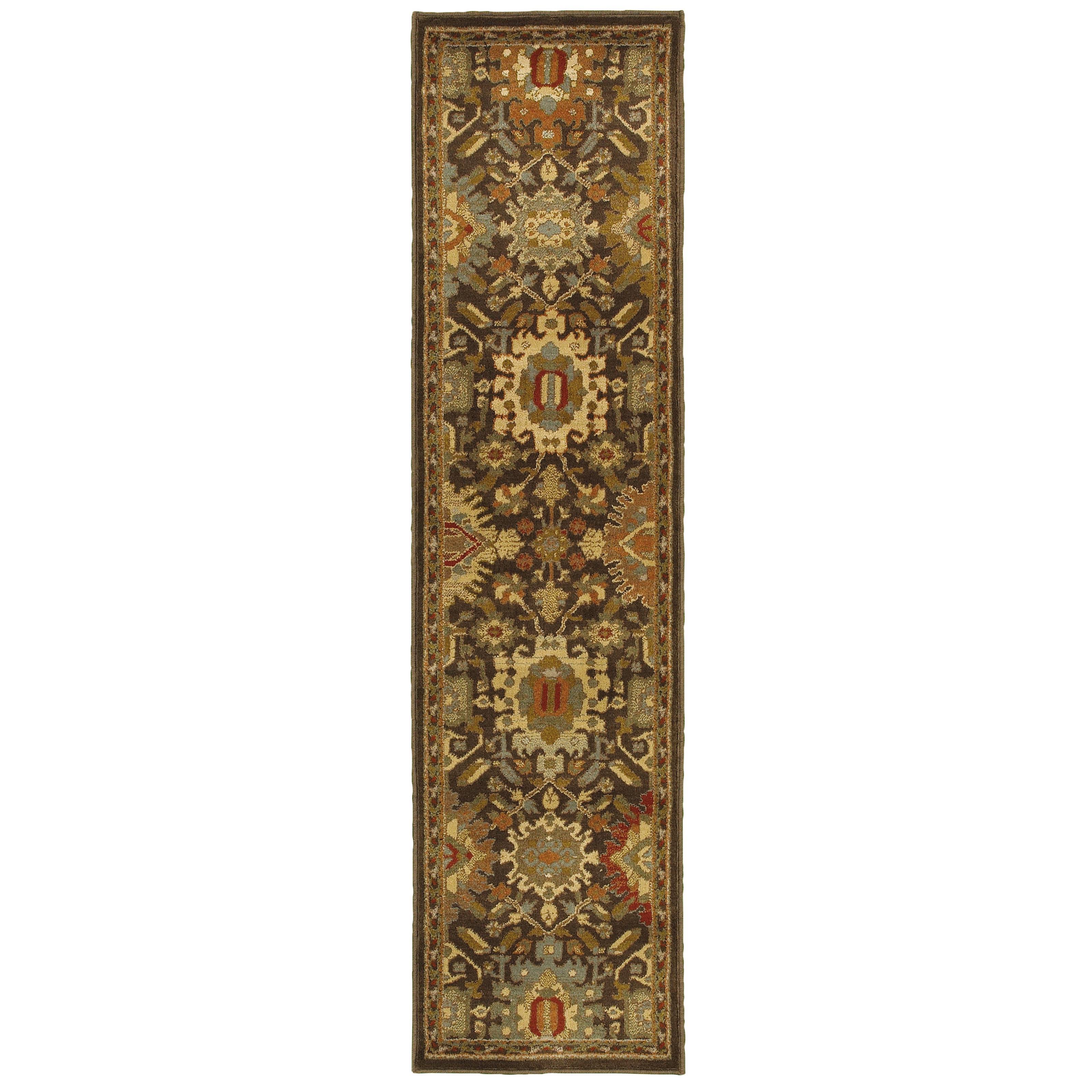 "Oriental Weavers Casablanca 1'10"" X  7' 6"" Rug - Item Number: C4444A058230ST"