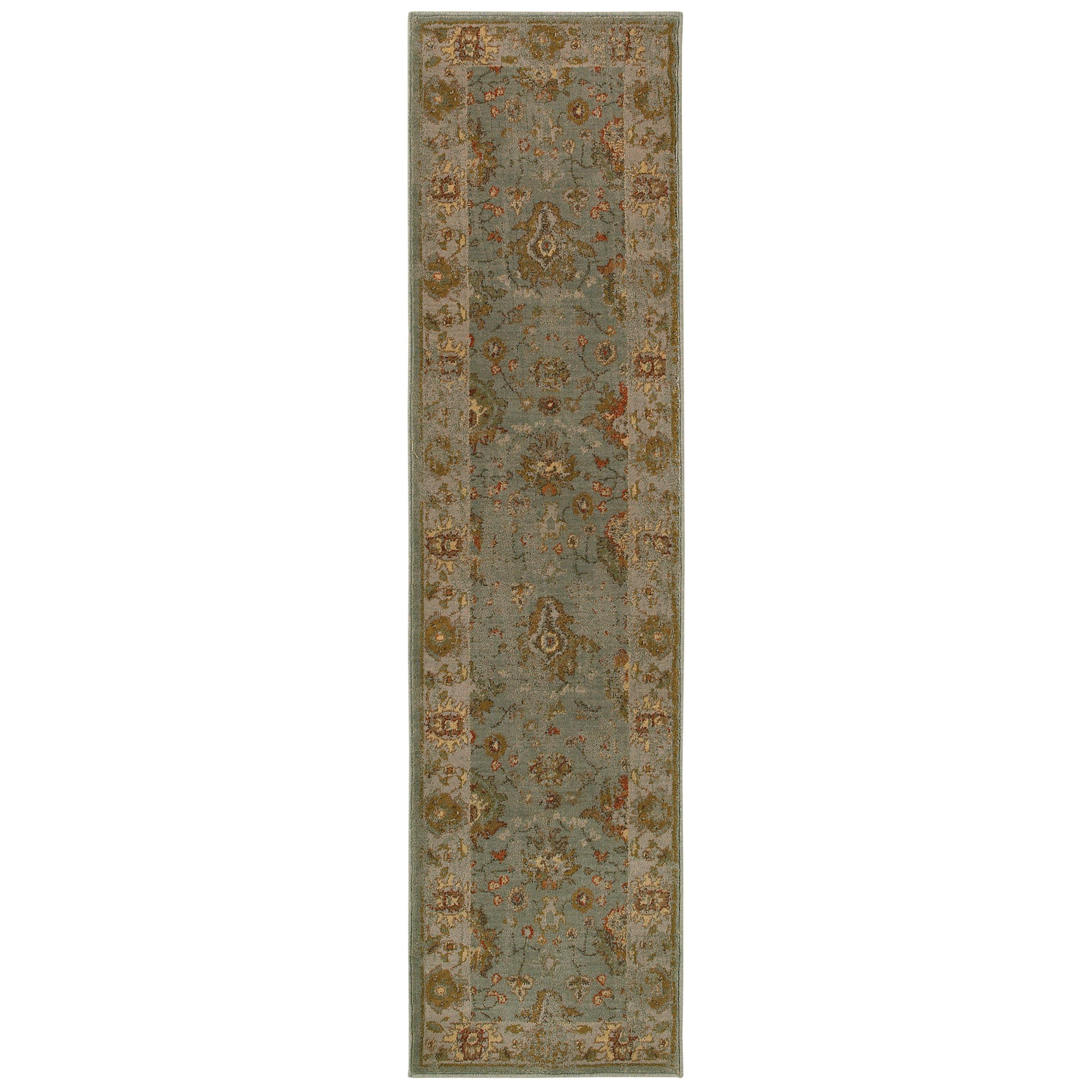 """Oriental Weavers Casablanca 1'10"""" X  7' 6"""" Rug - Item Number: C4446C058230ST"""