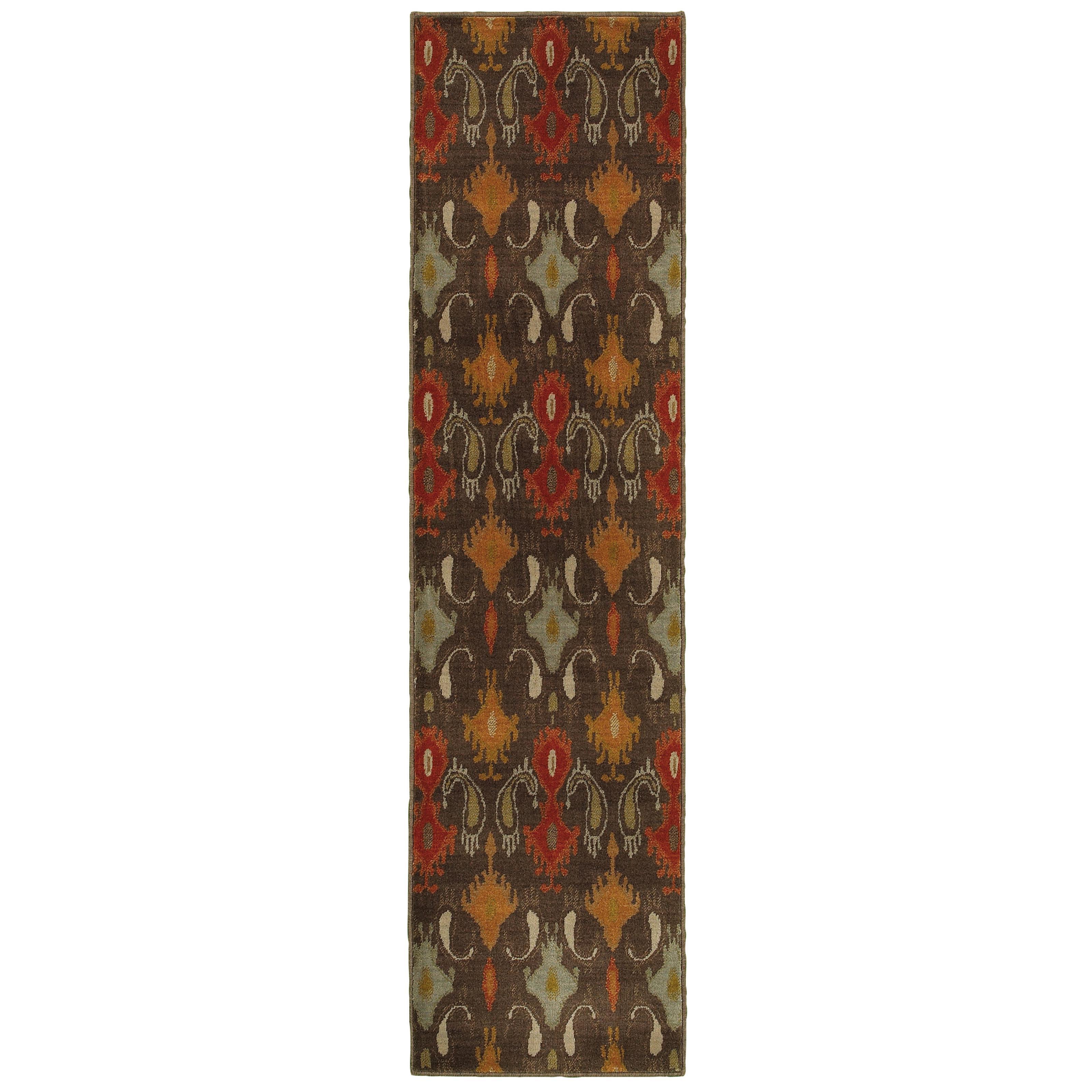 "Oriental Weavers Casablanca 1'10"" X  7' 6"" Rug - Item Number: C4447A058230ST"