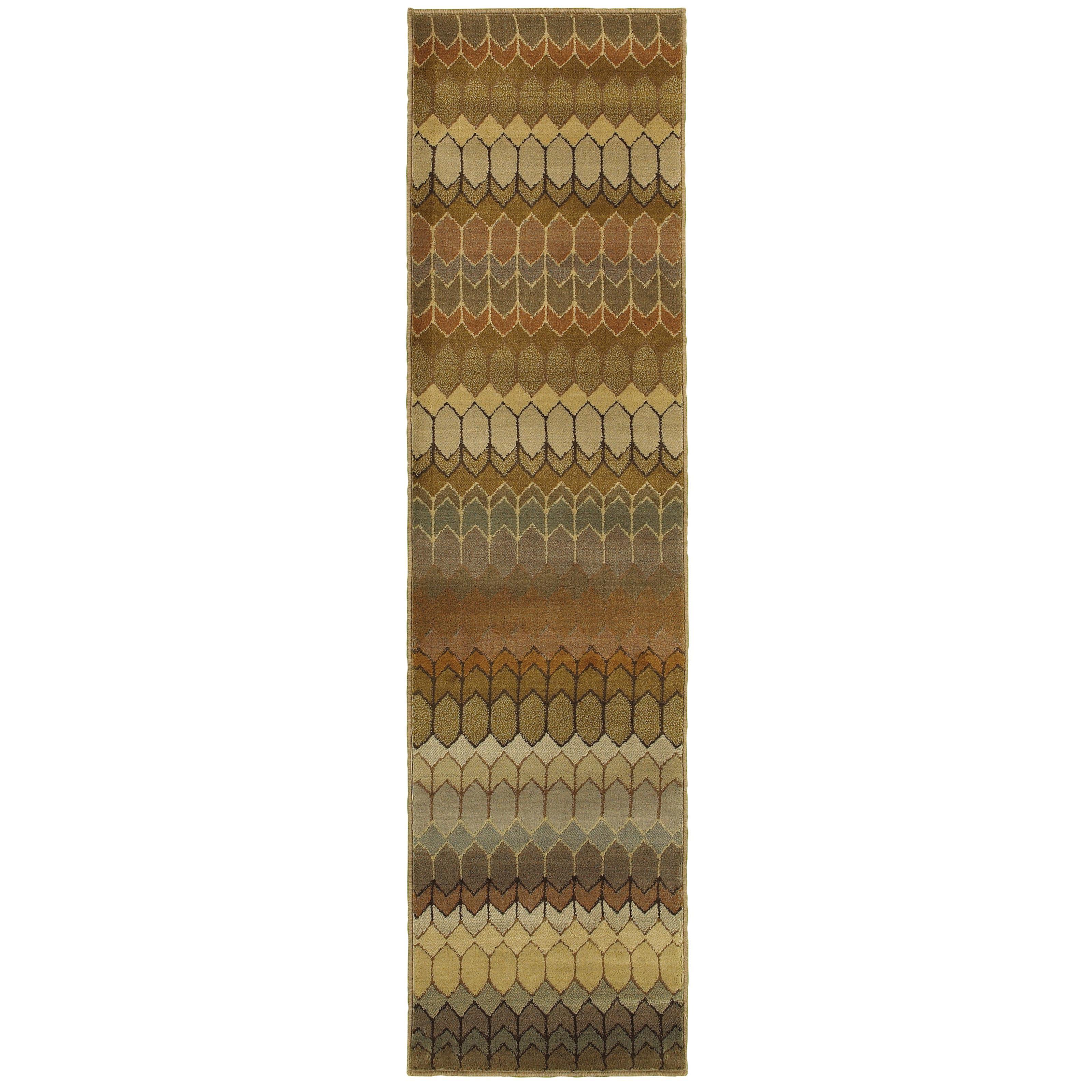 "Oriental Weavers Casablanca 1'10"" X  7' 6"" Rug - Item Number: C4455A058230ST"