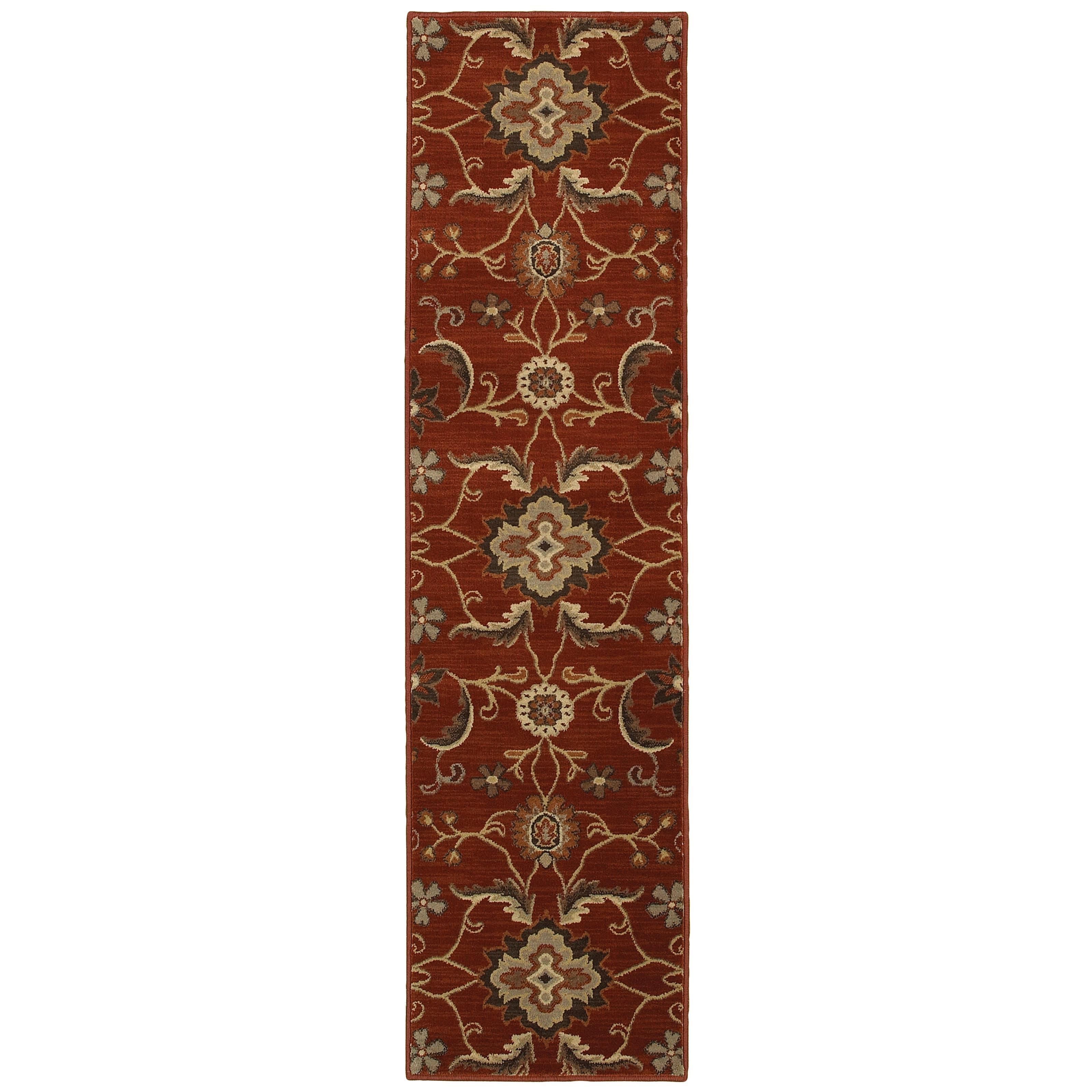 "Oriental Weavers Casablanca 1'10"" X  7' 6"" Rug - Item Number: C4471B058230ST"