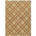 "Oriental Weavers Casablanca 1'10"" X  3' 3"" Rug - Item Number: C5178E058100ST"