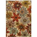 "Oriental Weavers Casablanca 7'10"" X 10'10"" Rug - Item Number: C5190A240330ST"
