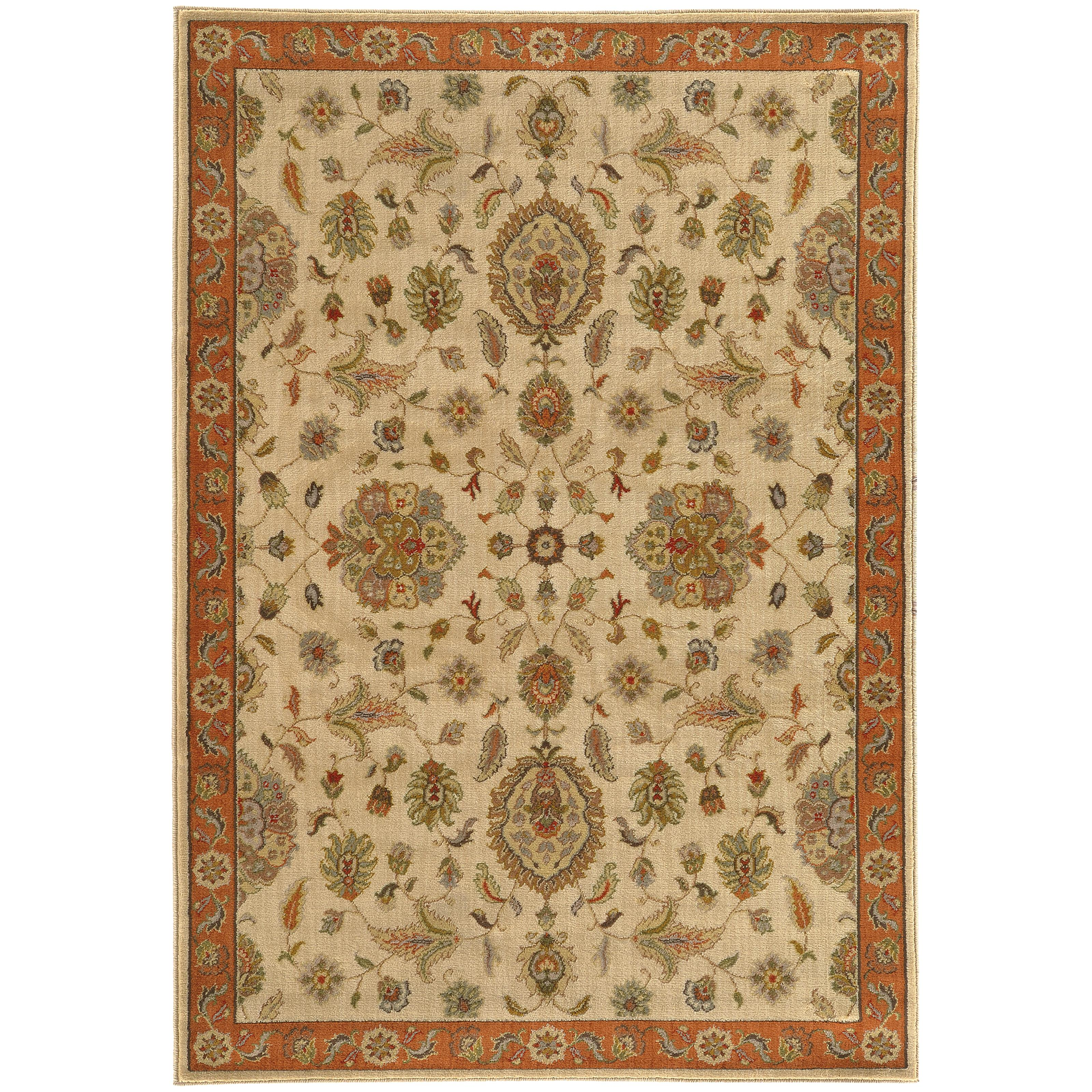 "Oriental Weavers Casablanca 7'10"" X 10'10"" Rug - Item Number: C5317B240330ST"