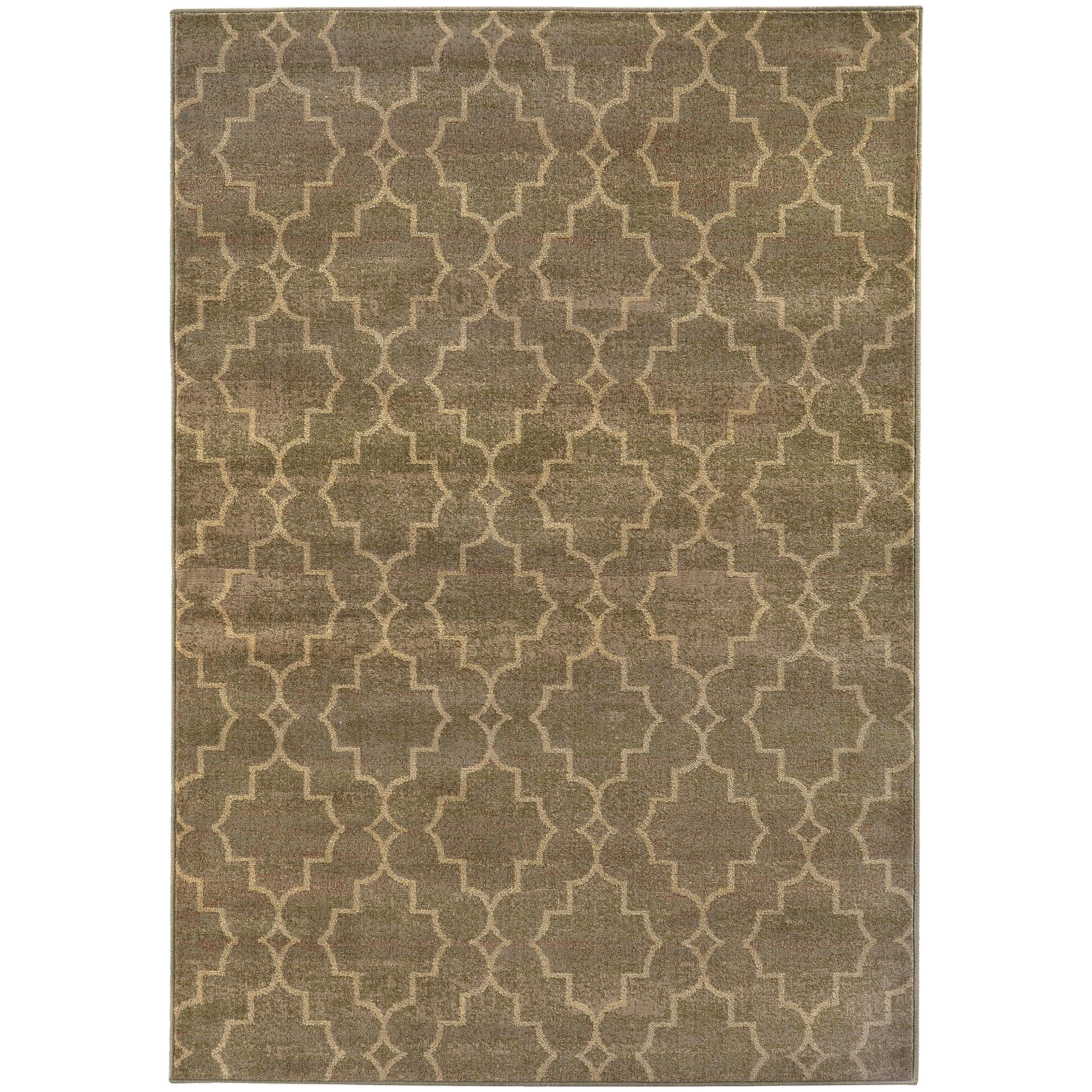 "Oriental Weavers Casablanca 3'10"" X  5' 5"" Rug - Item Number: C5329B117165ST"