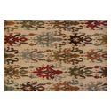 Oriental Weavers Casablanca 8x11 Rug - Item Number: 4437A 8x11