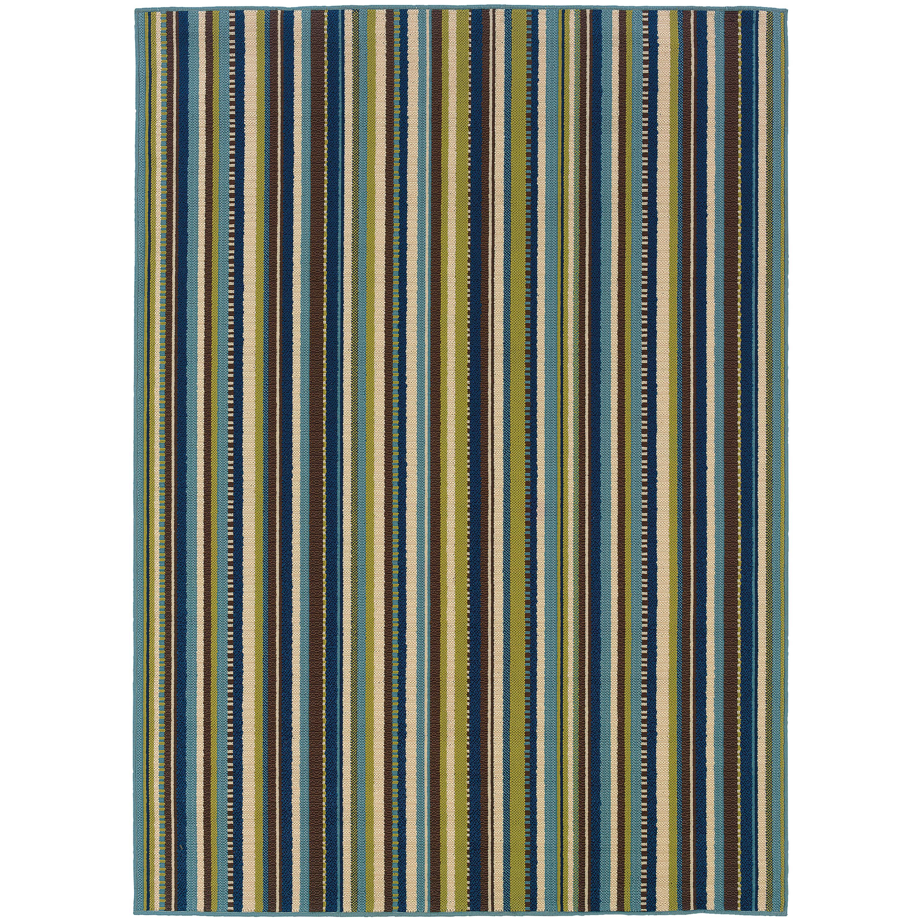 "Oriental Weavers Caspian 5' 3"" X  7' 6"" Rug - Item Number: C1004X160230ST"