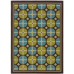 """Oriental Weavers Caspian 3' 7"""" X  5' 6"""" Rug"""