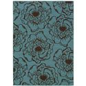 "Oriental Weavers Caspian 5' 3"" X  7' 6"" Rug - Item Number: C3065L160230ST"