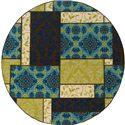 "Oriental Weavers Caspian 7'10"" Rug - Item Number: C3066V240RDST"