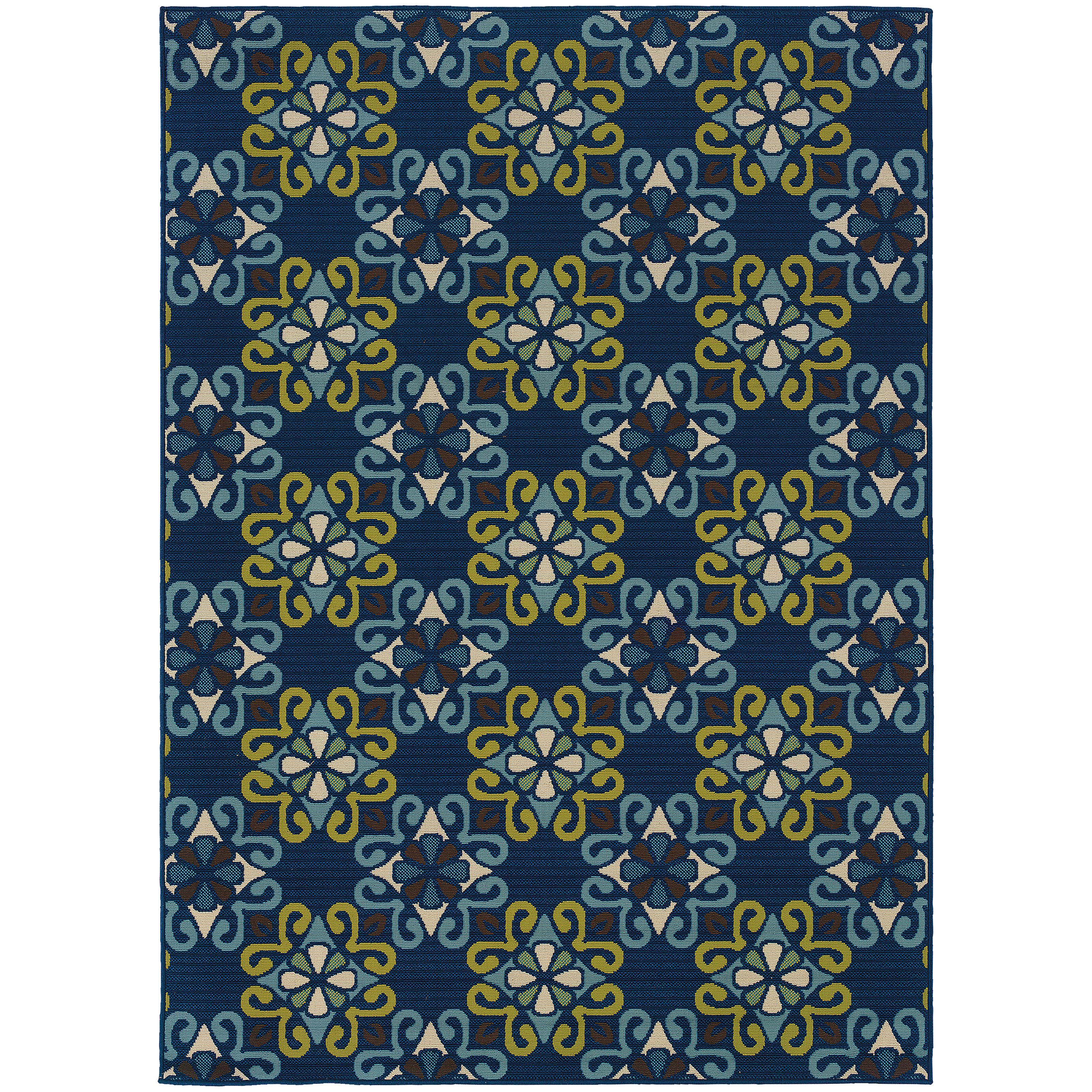 "Oriental Weavers Caspian 7'10"" X 10'10"" Rug - Item Number: C3331L240330ST"