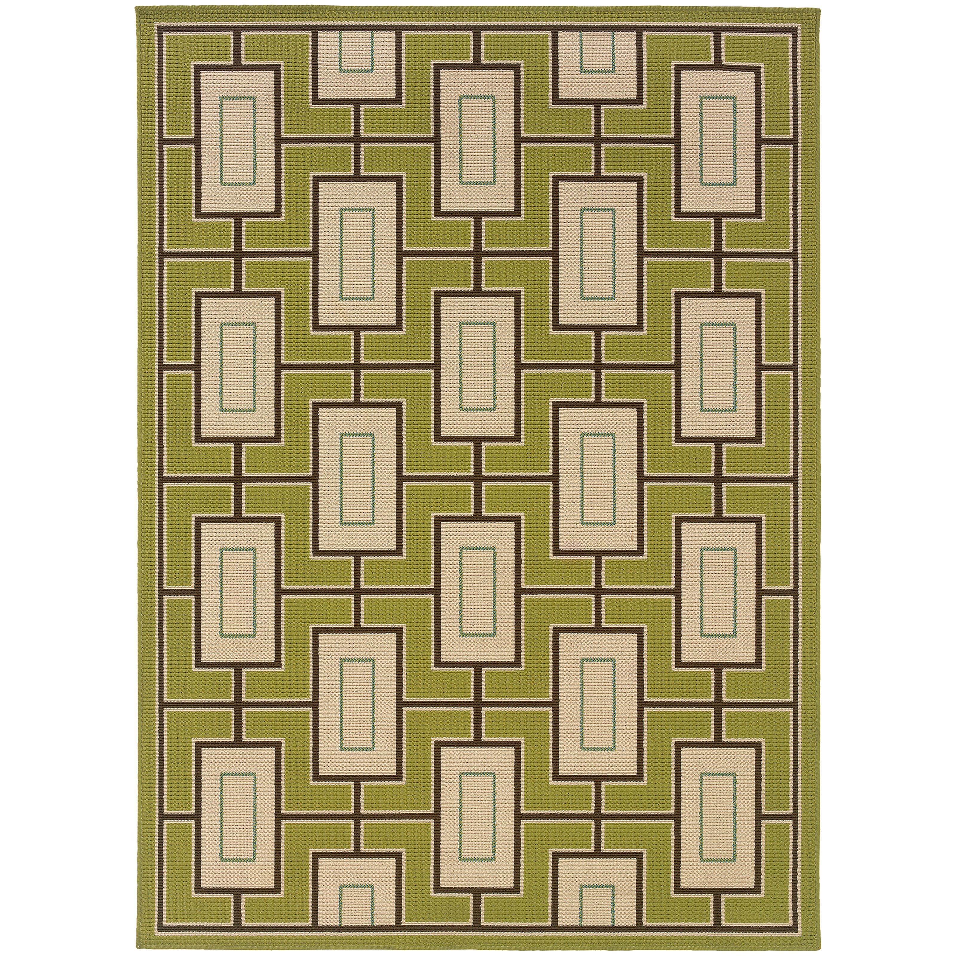 "Oriental Weavers Caspian 2' 5"" X  4' 5"" Rug - Item Number: C4928G073135ST"