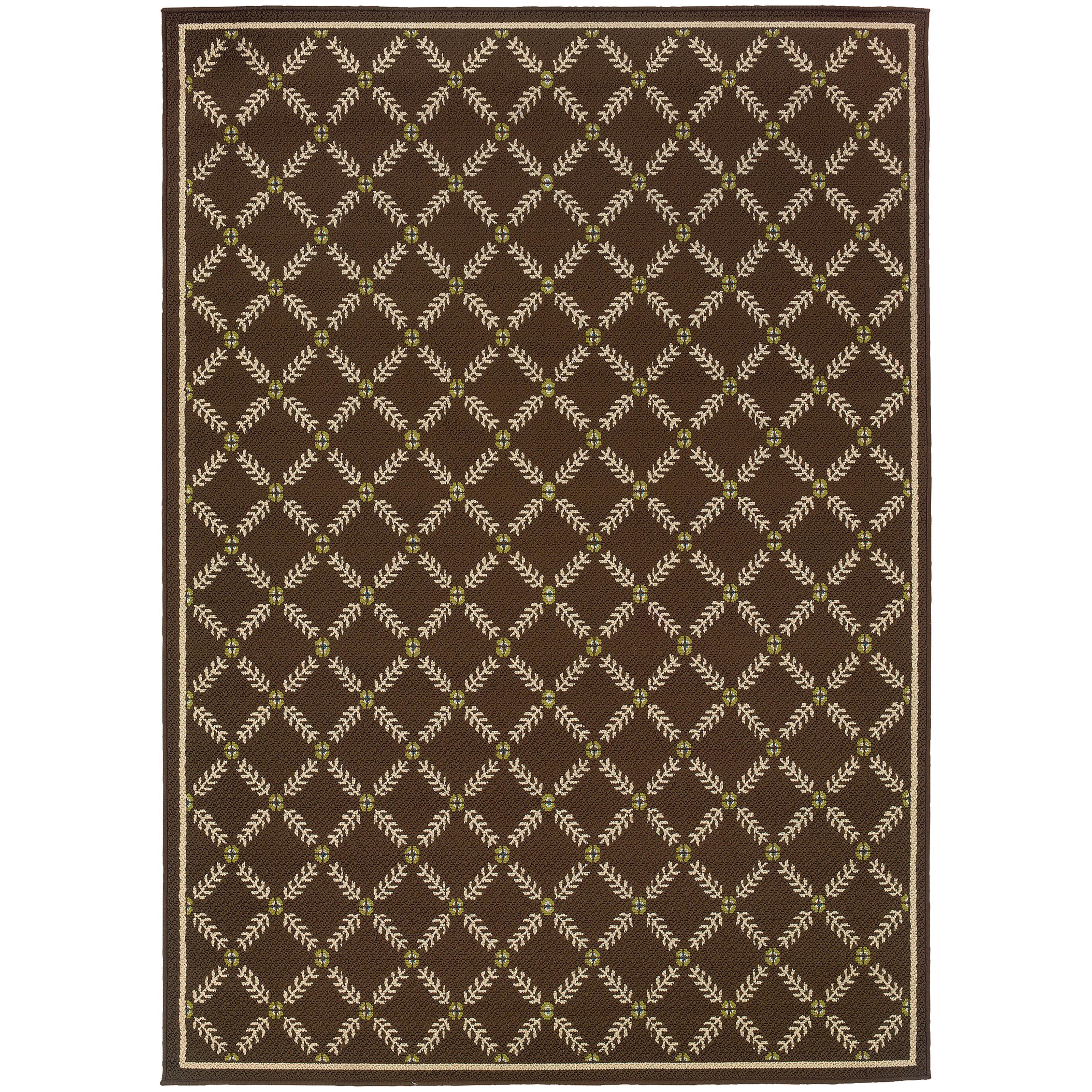 """Oriental Weavers Caspian 3' 7"""" X  5' 6"""" Rug - Item Number: C6997N110170ST"""