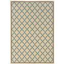 """Oriental Weavers Caspian 1' 9"""" X  3' 9"""" Rug - Item Number: C6997Y055115ST"""