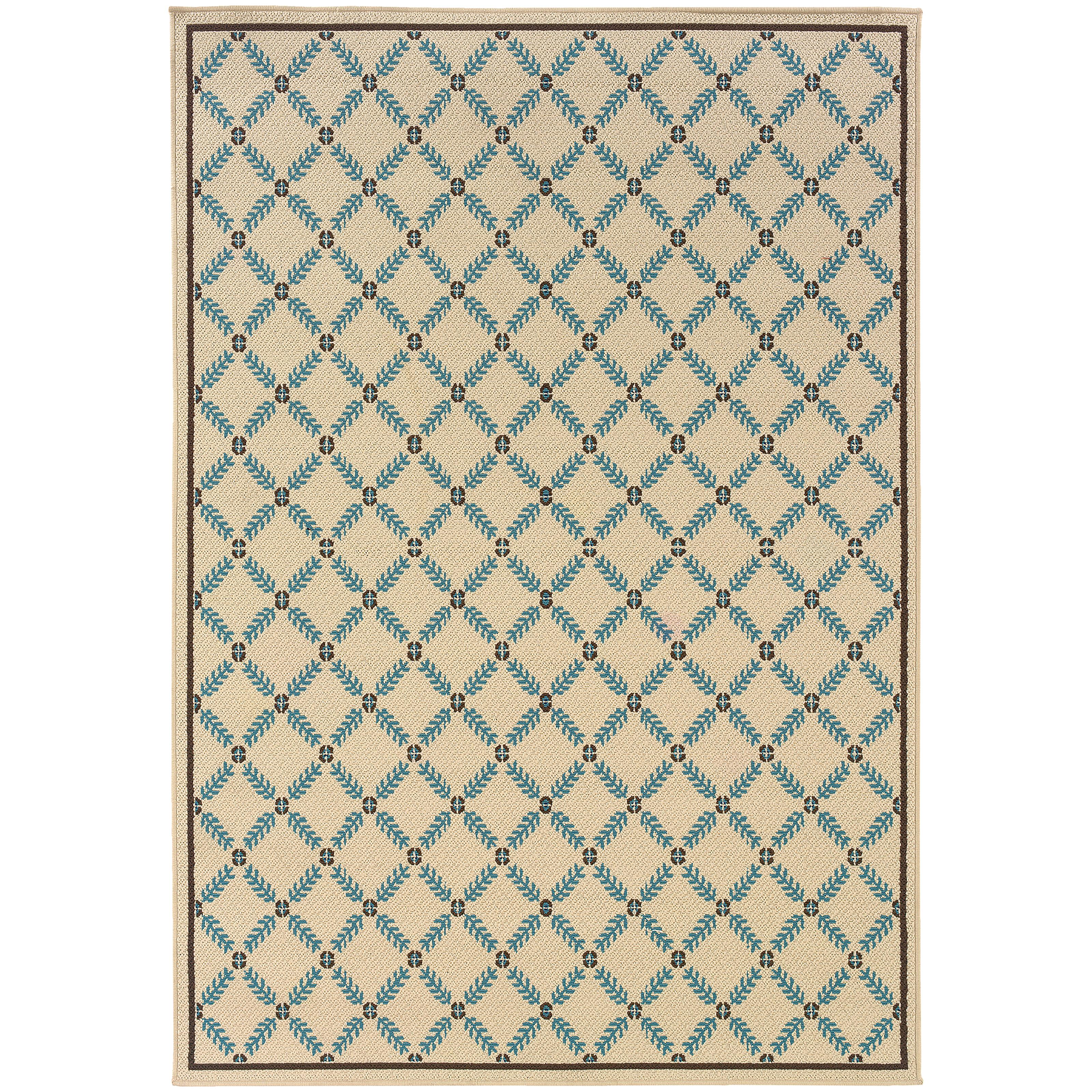 """Oriental Weavers Caspian 2' 5"""" X  4' 5"""" Rug - Item Number: C6997Y073135ST"""