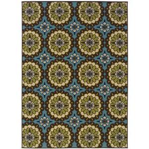 """Oriental Weavers Caspian 8' 6"""" X 13' Rug"""