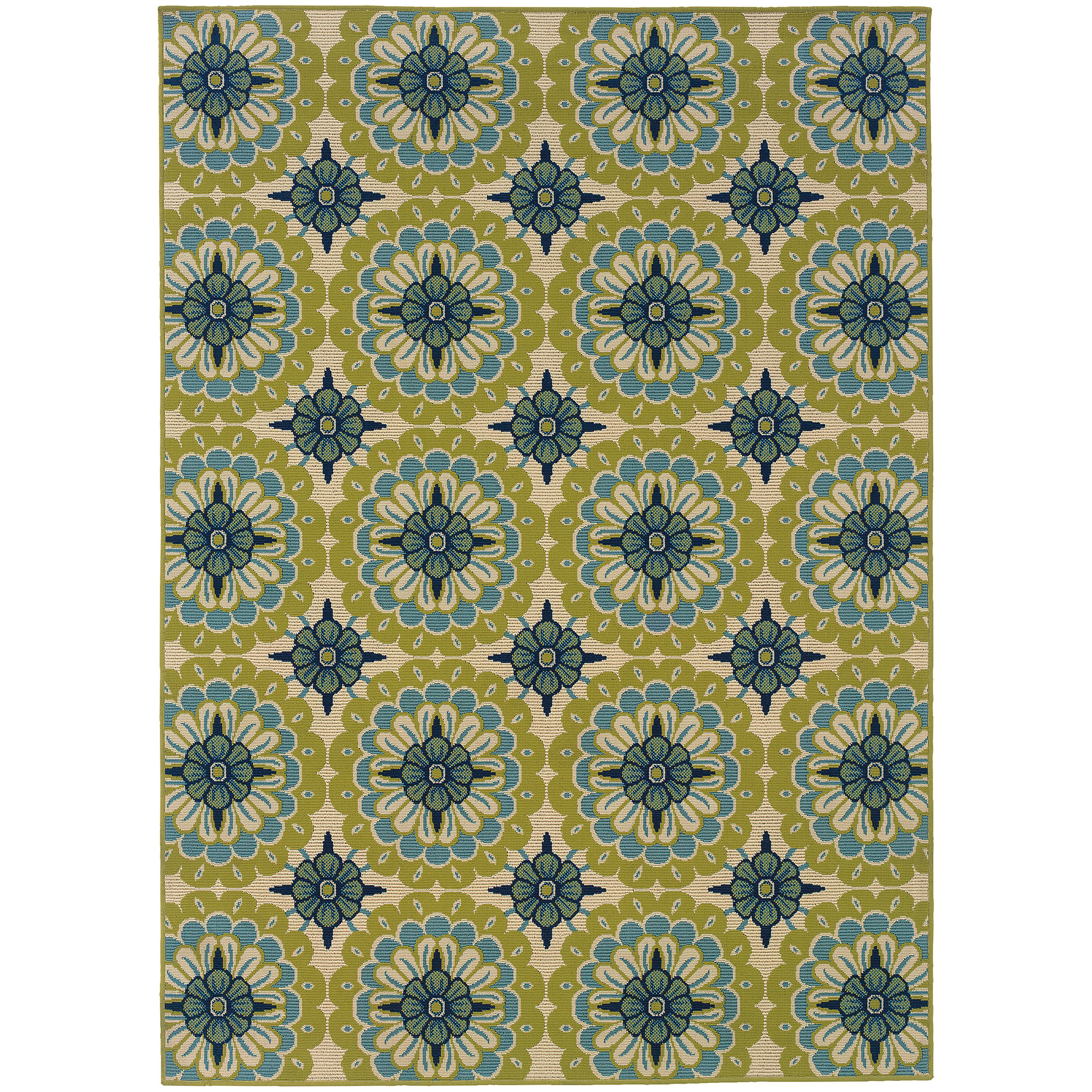 "Oriental Weavers Caspian 6' 7"" X  9' 6"" Rug - Item Number: C8328W200290ST"