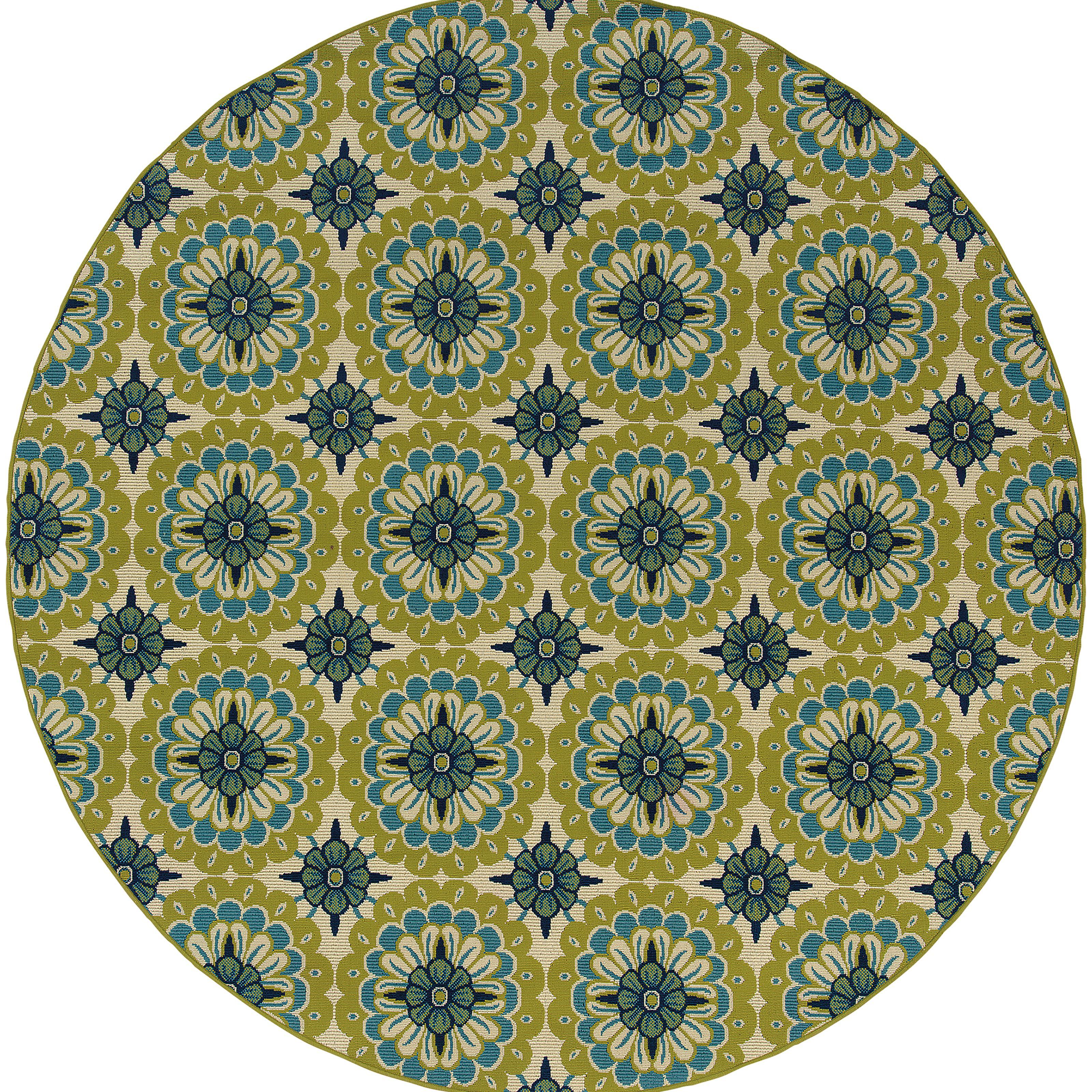 """Oriental Weavers Caspian 7'10"""" Rug - Item Number: C8328W240RDST"""