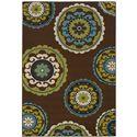 "Oriental Weavers Caspian 1' 9"" X  3' 9"" Rug - Item Number: C859D6055115ST"