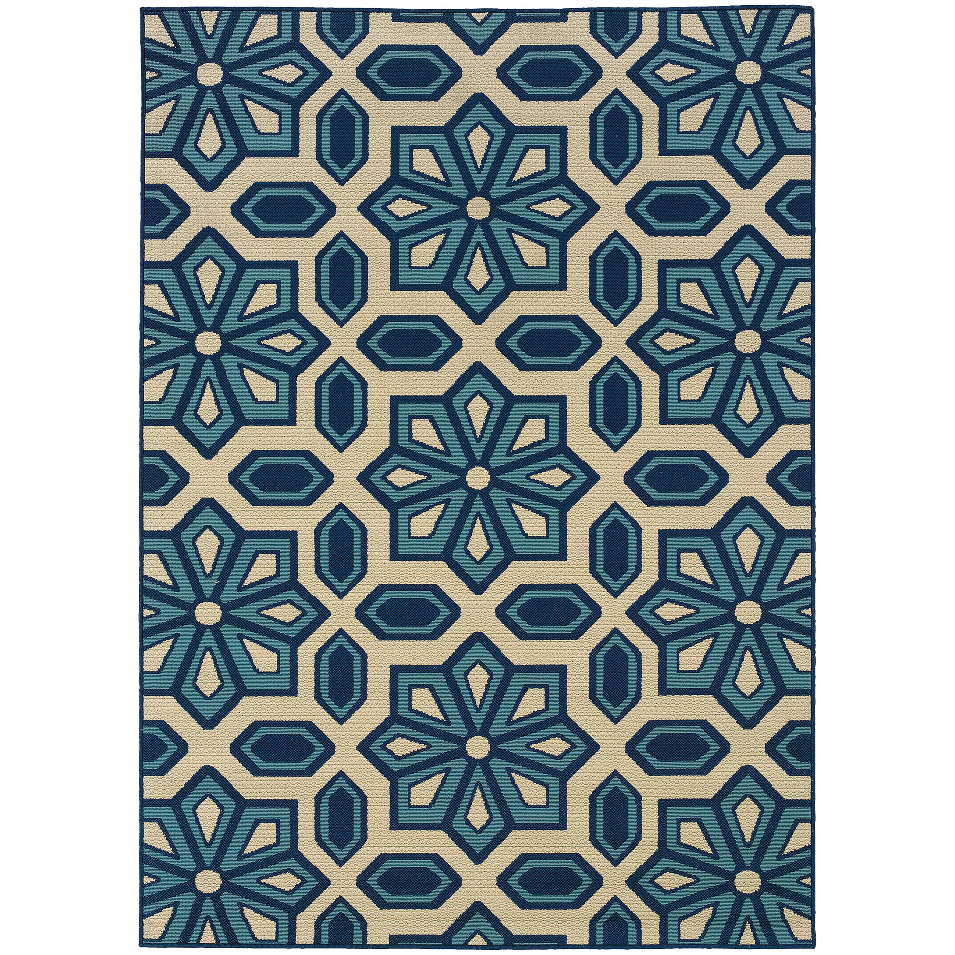 "Oriental Weavers Caspian 5' 3"" X  7' 6"" Rug - Item Number: C969W6160230ST"