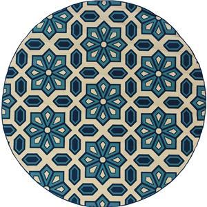 """Oriental Weavers Caspian 7'10"""" Rug"""