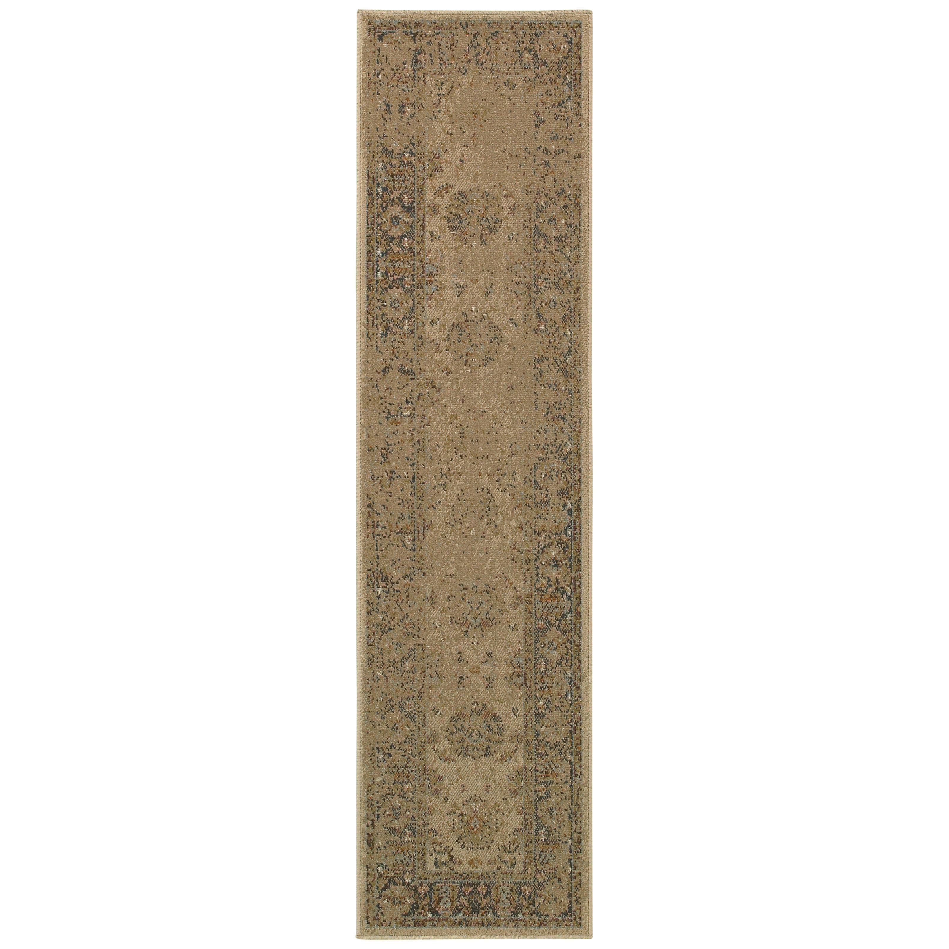 """Oriental Weavers Chloe 1'10"""" X  7' 6"""" Rug - Item Number: C1382G058230ST"""
