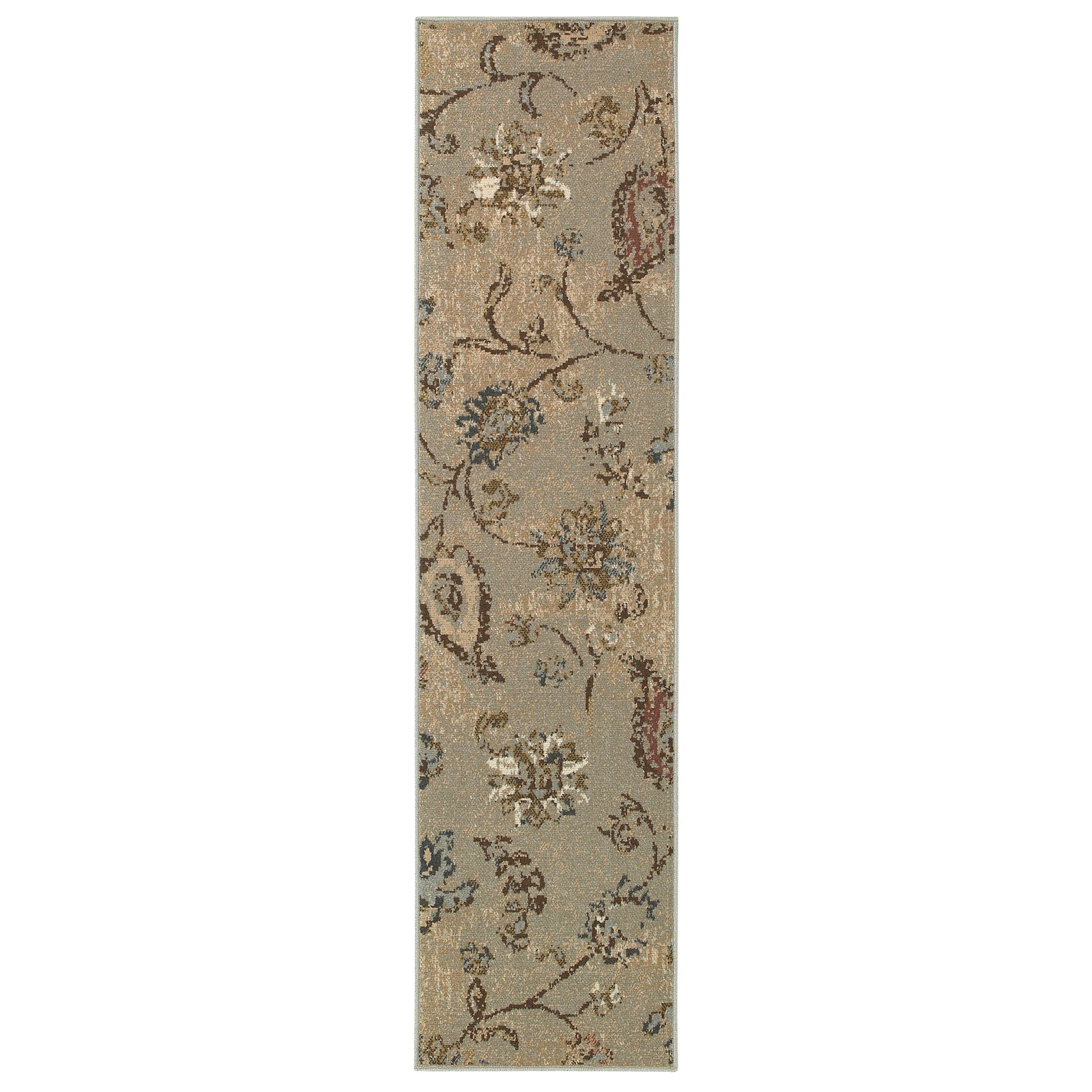 """Oriental Weavers Chloe 1'10"""" X  7' 6"""" Rug - Item Number: C3818D058230ST"""