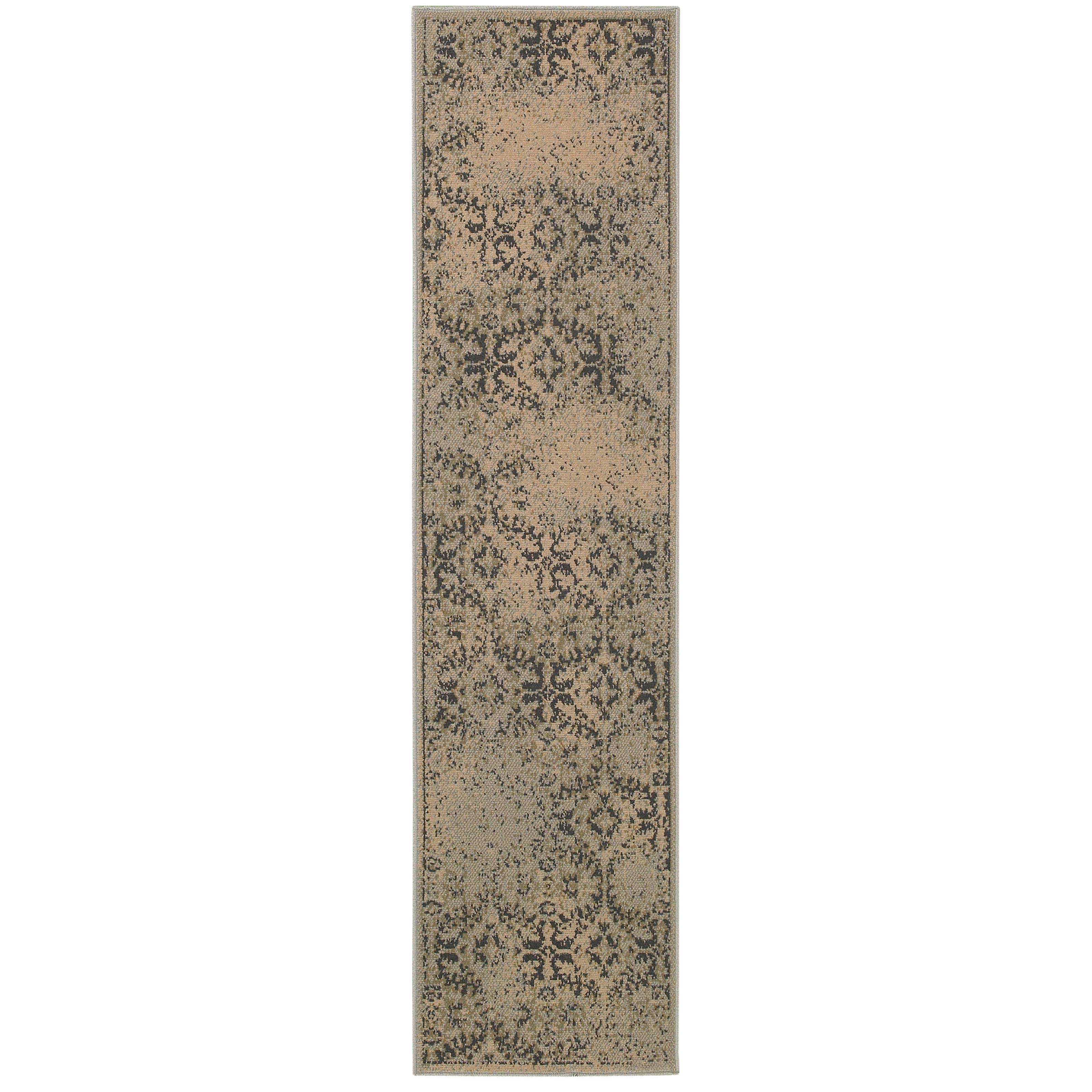 """Oriental Weavers Chloe 1'10"""" X  7' 6"""" Rug - Item Number: C3867C058230ST"""