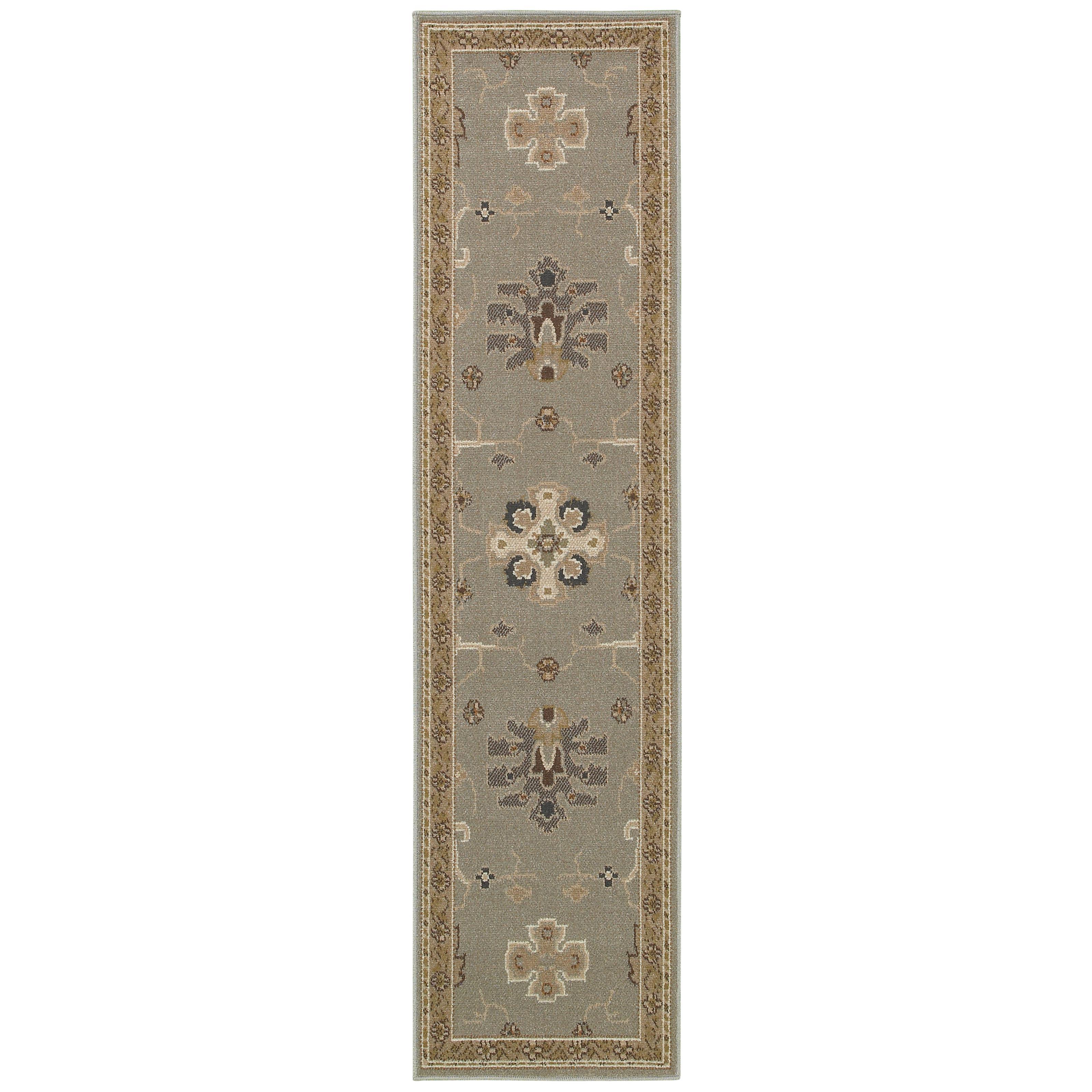 """Oriental Weavers Chloe 1'10"""" X  7' 6"""" Rug - Item Number: C3965A058230ST"""