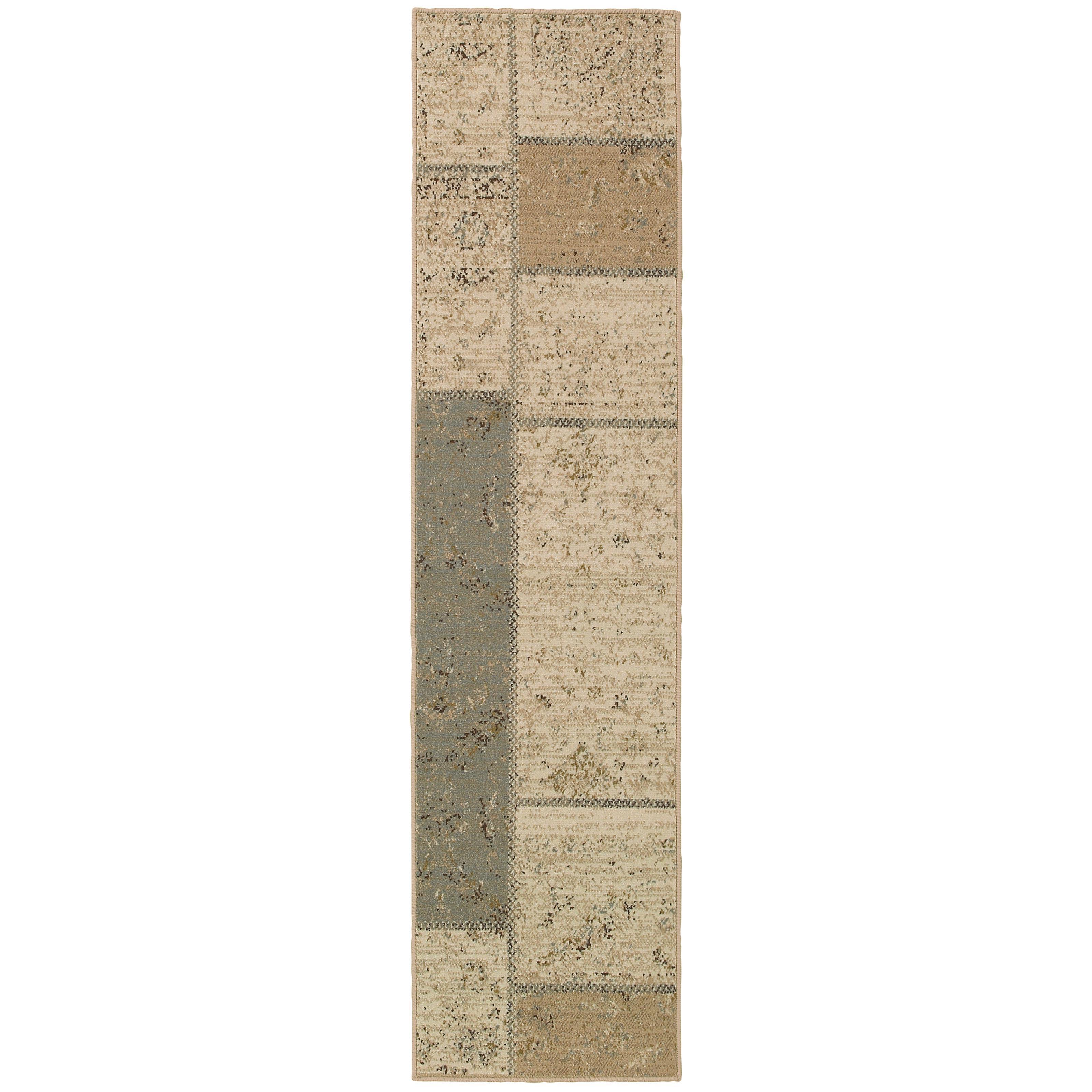 """Oriental Weavers Chloe 1'10"""" X  7' 6"""" Rug - Item Number: C3978C058230ST"""