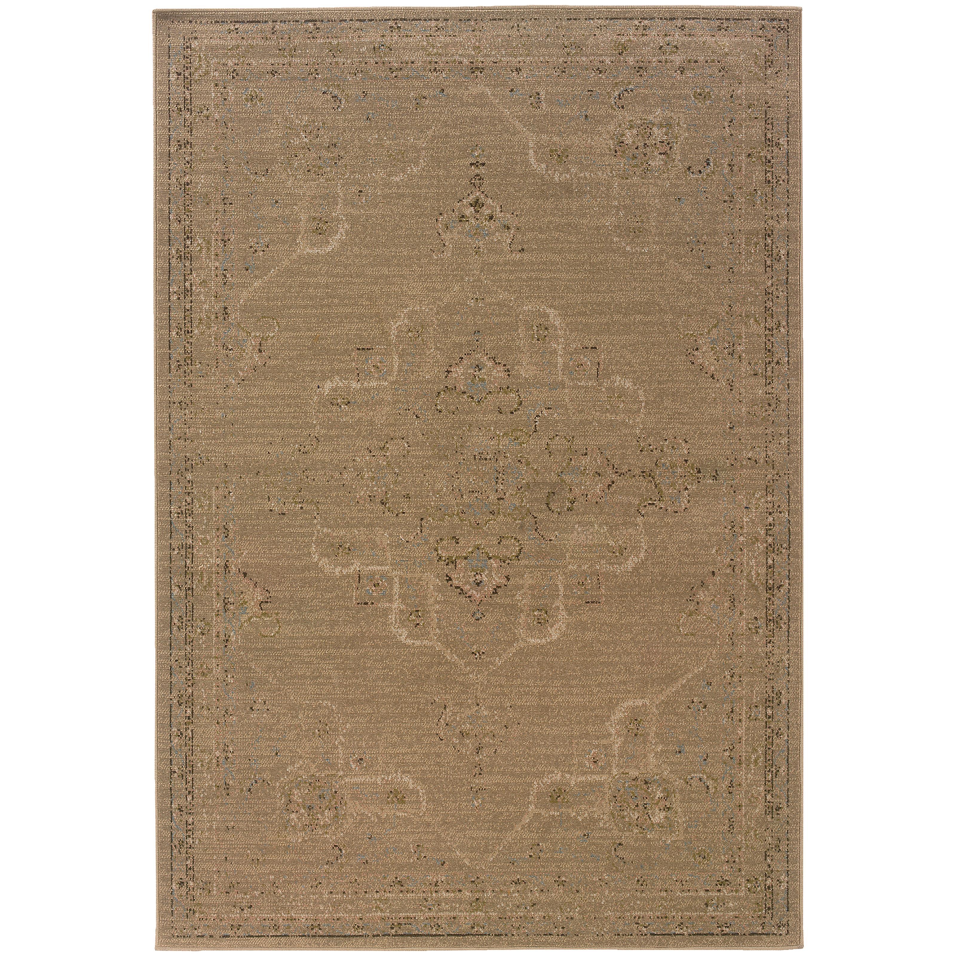 """Oriental Weavers Chloe 5' 3"""" X  7' 6"""" Rug - Item Number: C3979B160230ST"""