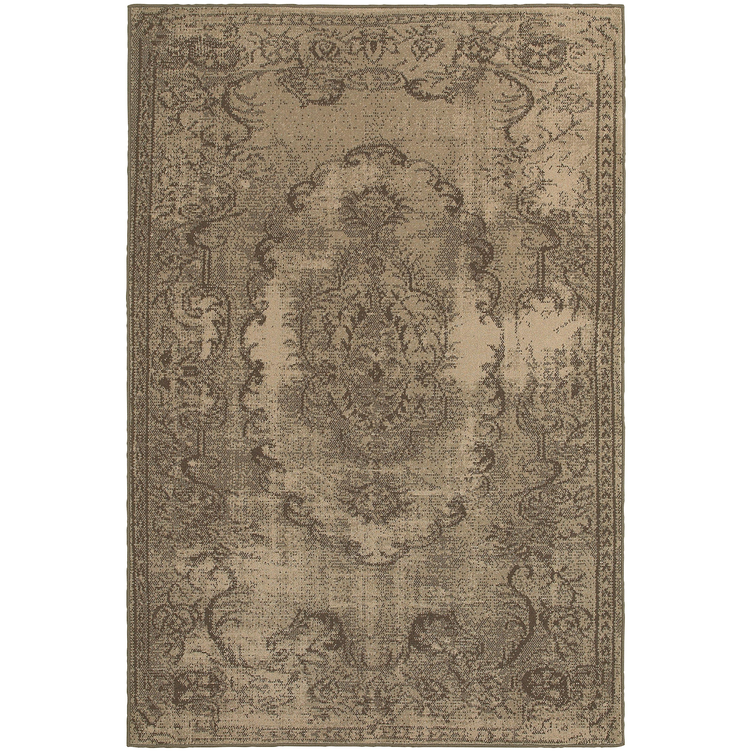 """Oriental Weavers Chloe 3'10"""" X  5' 5"""" Rug - Item Number: C6314D117165ST"""