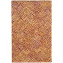 "Oriental Weavers Colorscape 5' 0"" X  8' 0"" Rectangle Rug - Item Number: COL421135X8"