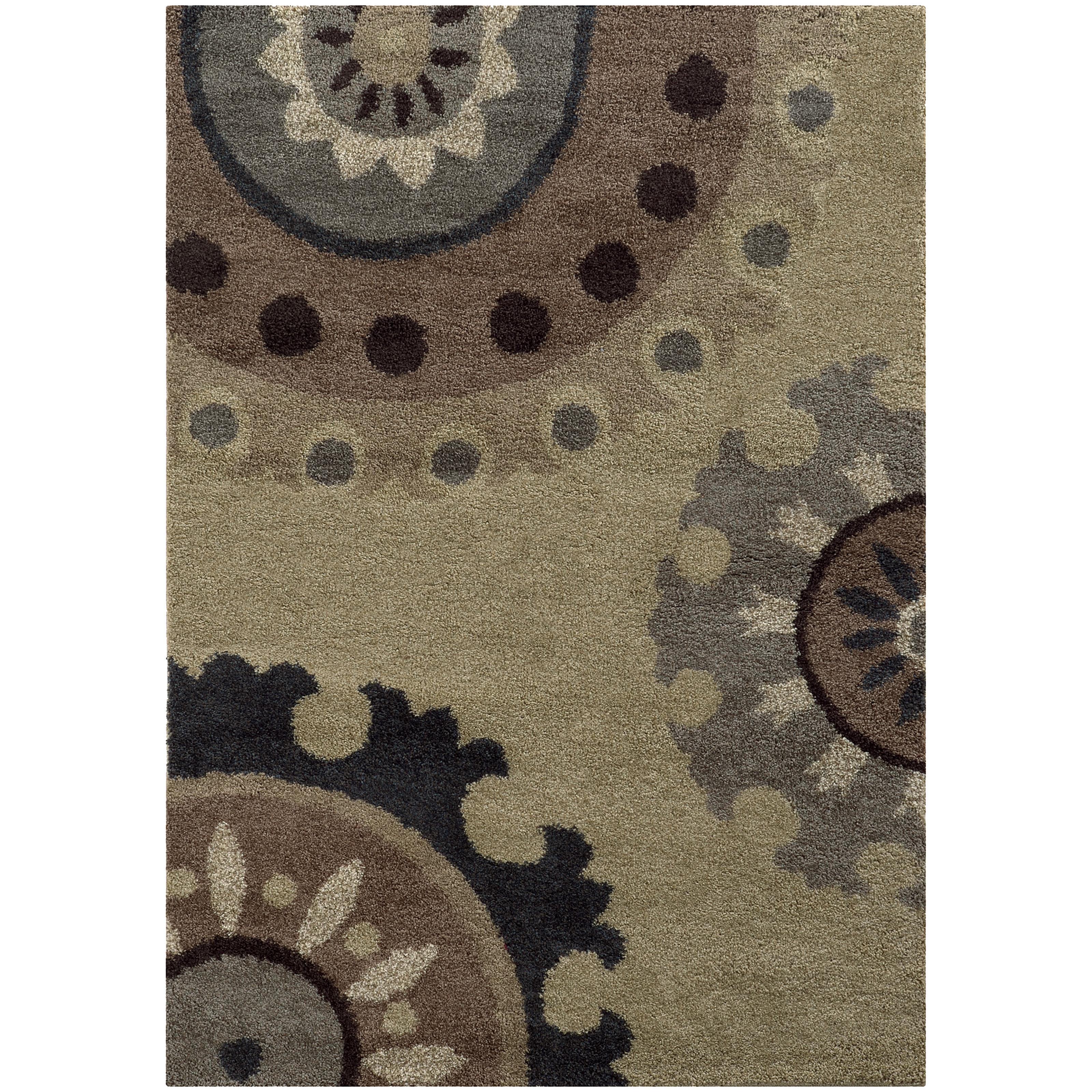 "Oriental Weavers Covington 5' 3"" X  7' 6"" Rug - Item Number: C4926J160230ST"