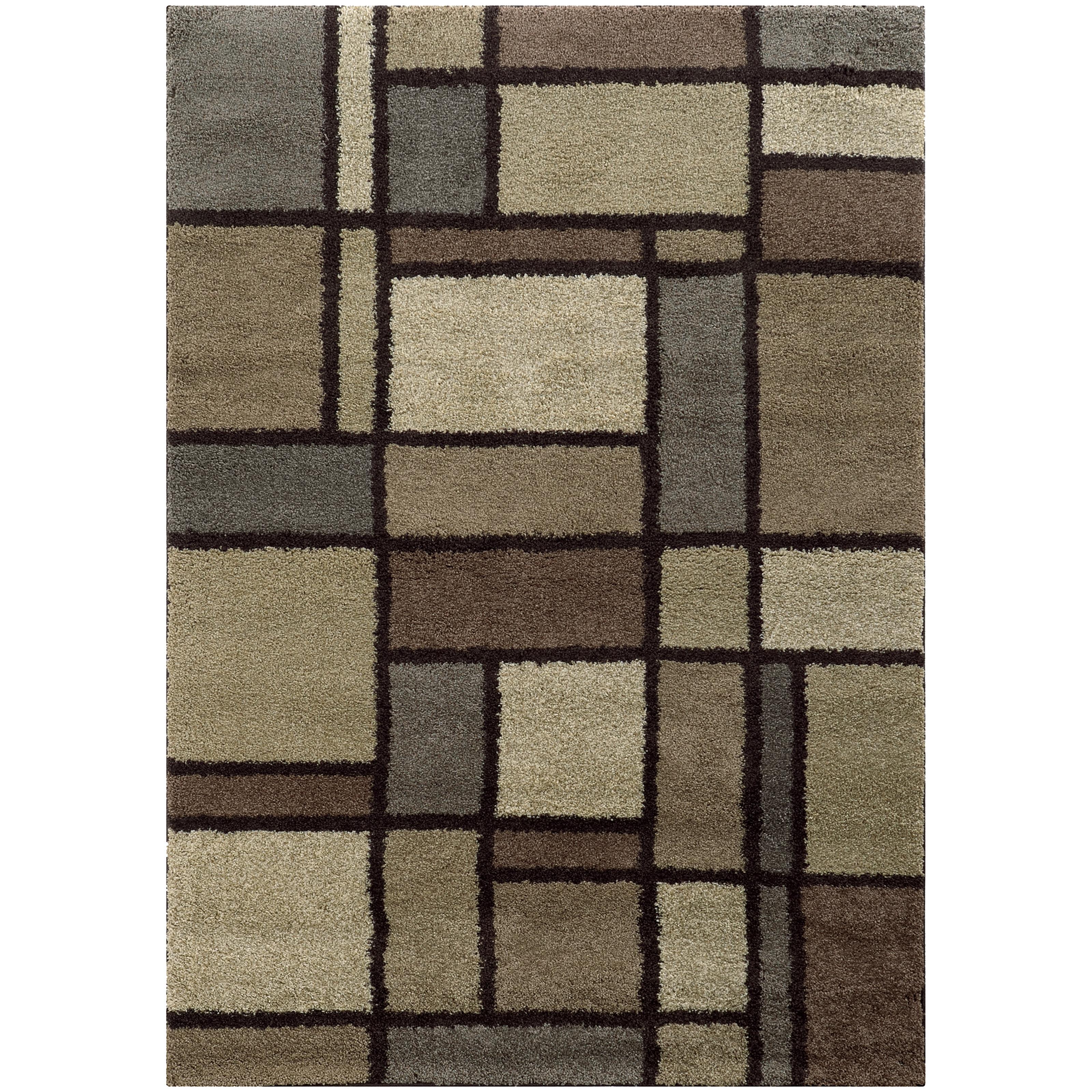 """Oriental Weavers Covington 3' 3"""" X  5' 5"""" Rug - Item Number: C5502I100165ST"""