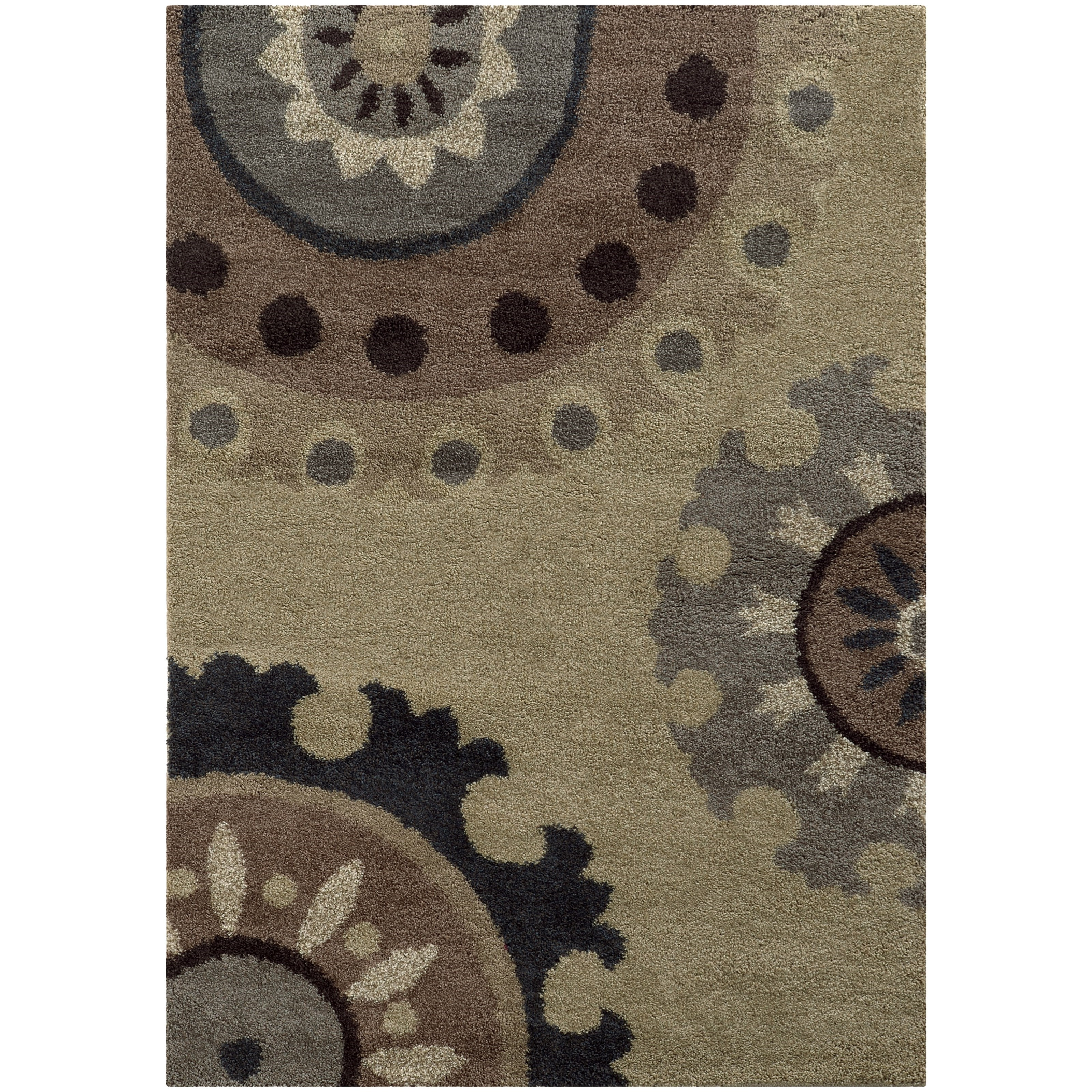 "Oriental Weavers Covington 9'10"" X 12'10"" Rectangle Area Rug - Item Number: COV4926J910X1210"