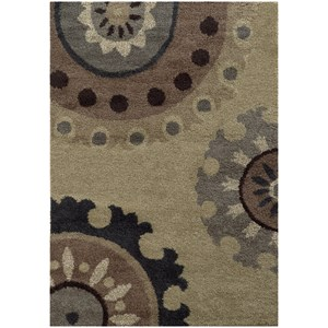 "Oriental Weavers Covington 9'10"" X 12'10"" Rectangle Area Rug"