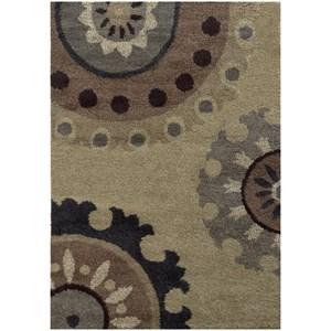 """Oriental Weavers Covington 9'10"""" X 12'10"""" Rectangle Area Rug"""