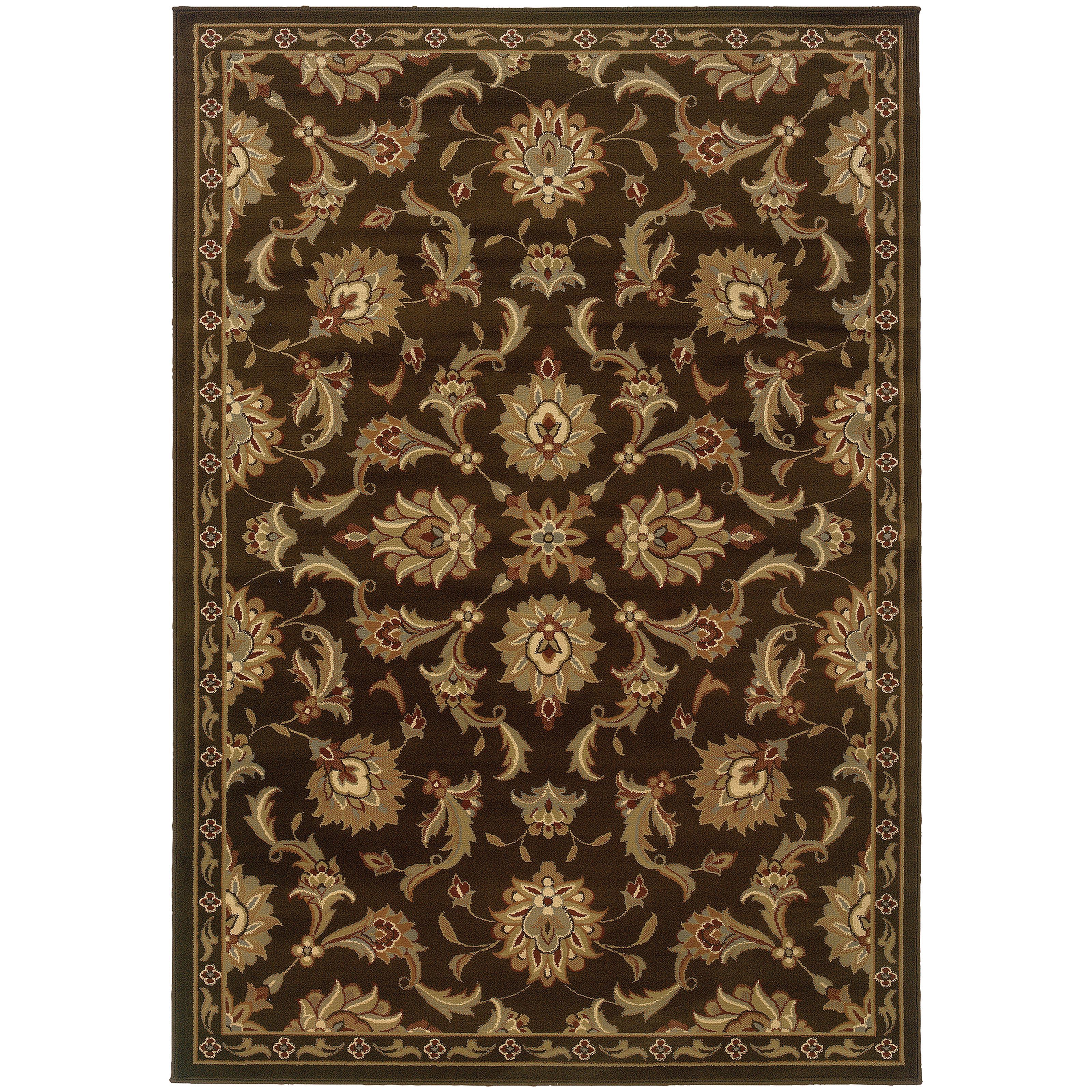 """Oriental Weavers Darcy 5' 3"""" X  7' 3"""" Rug - Item Number: D1330N160220ST"""