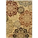 "Oriental Weavers Darcy 1'10"" X  7' 3"" Rug - Item Number: D4441W057220ST"
