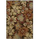 """Oriental Weavers Darcy 1'10"""" X  7' 3"""" Rug - Item Number: D5991N057220ST"""