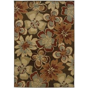 "Oriental Weavers Darcy 3' 3"" X  5' 0"" Rug"