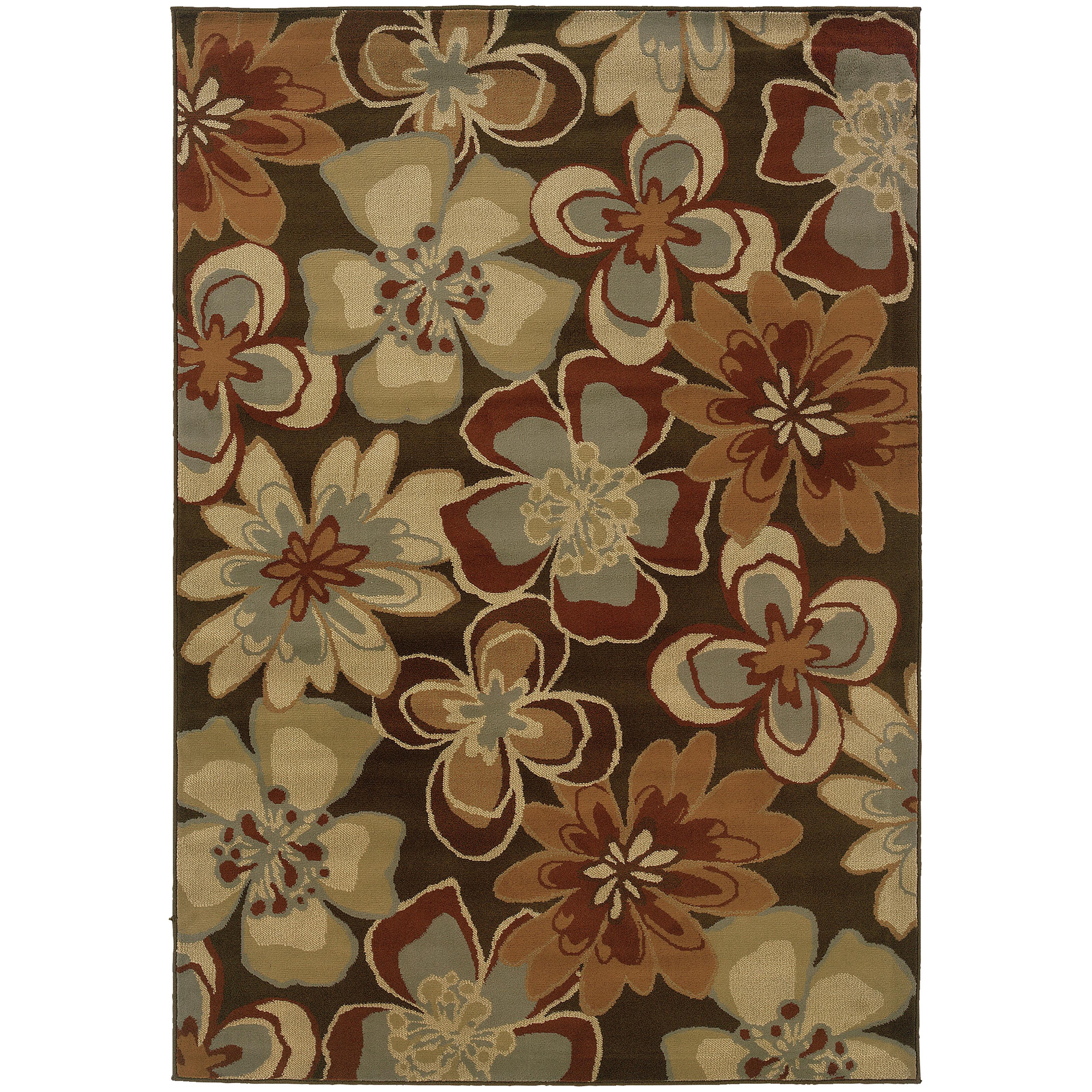 """Oriental Weavers Darcy 5' 3"""" X  7' 3"""" Rug - Item Number: D5991N160220ST"""