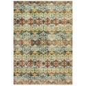 "Oriental Weavers Dawson 5' 3"" X  7' 6"" Rectangle Rug - Item Number: DAW7341B53X76"