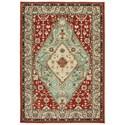 "Oriental Weavers Dawson 6' 7"" X  9' 6"" Rectangle Rug - Item Number: DAW8315A67X96"