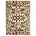 "Oriental Weavers Dawson 9'10"" X 12'10"" Rectangle Rug - Item Number: DAW8533A910X1210"