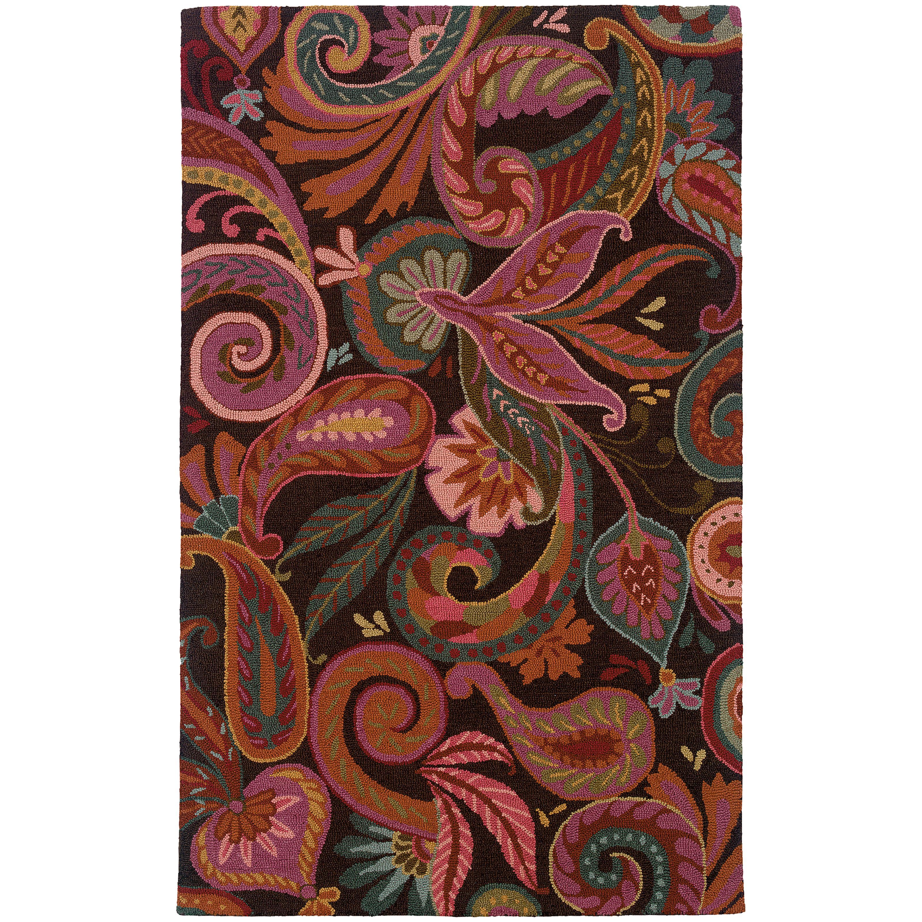 "Oriental Weavers Eden 3' 6"" X  5' 6"" Rug - Item Number: E87103107168ST"