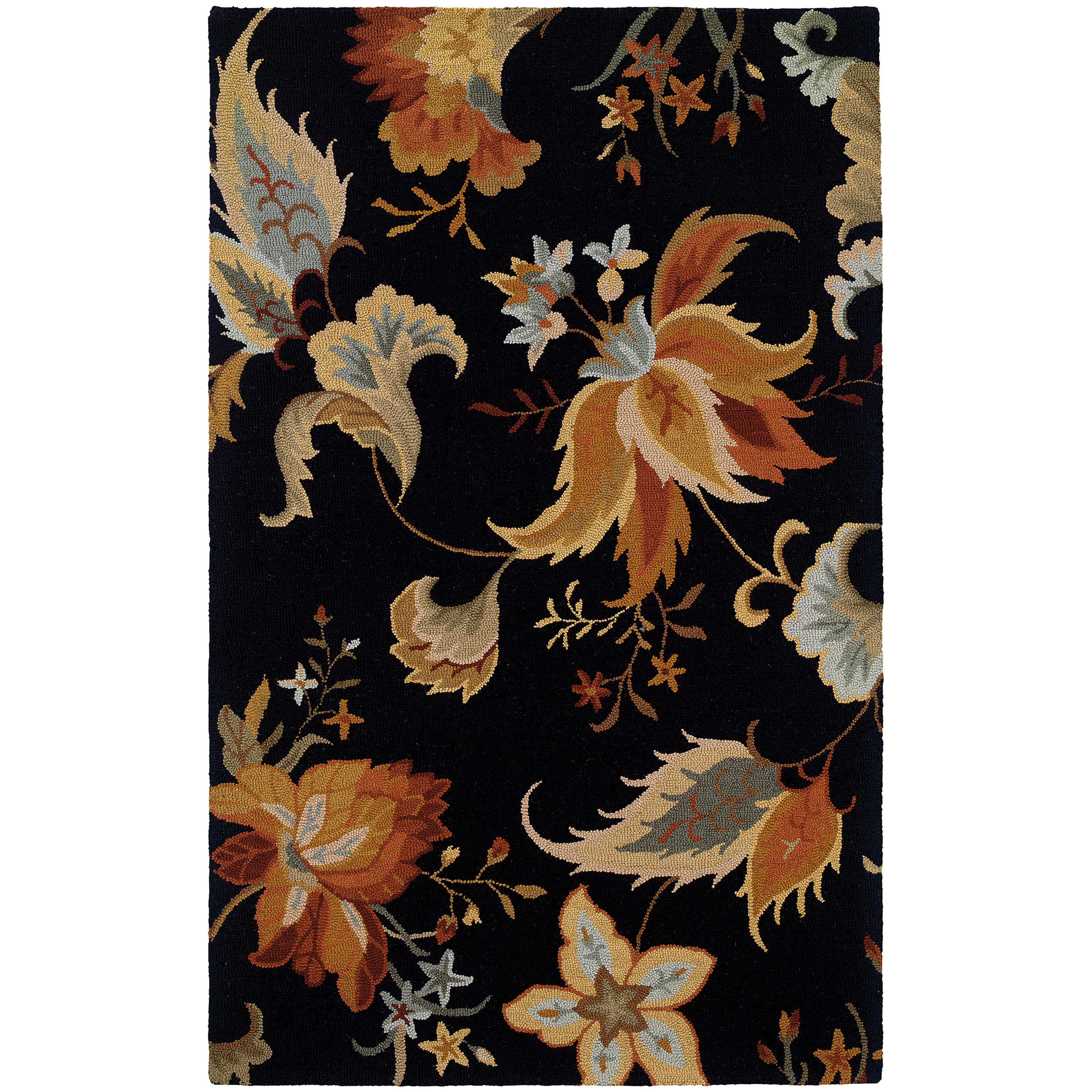 "Oriental Weavers Eden 3' 6"" X  5' 6"" Rug - Item Number: E87106107168ST"